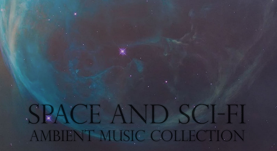 Space and Scifi Ambient Music by Taylor Brook Music in Music