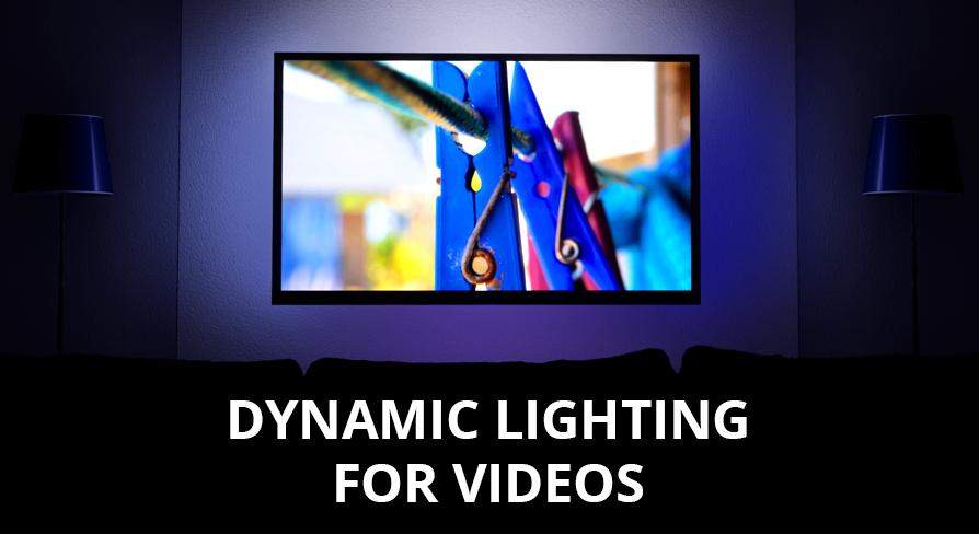 Video Ambient Lighting by PedramNavin in Code Plugins - UE4