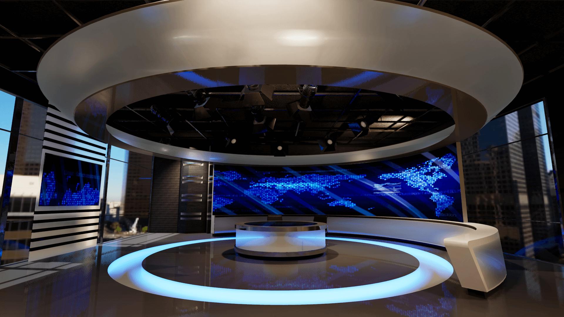Virtual Studio by Korek in Architectural Visualization - UE4 Marketplace