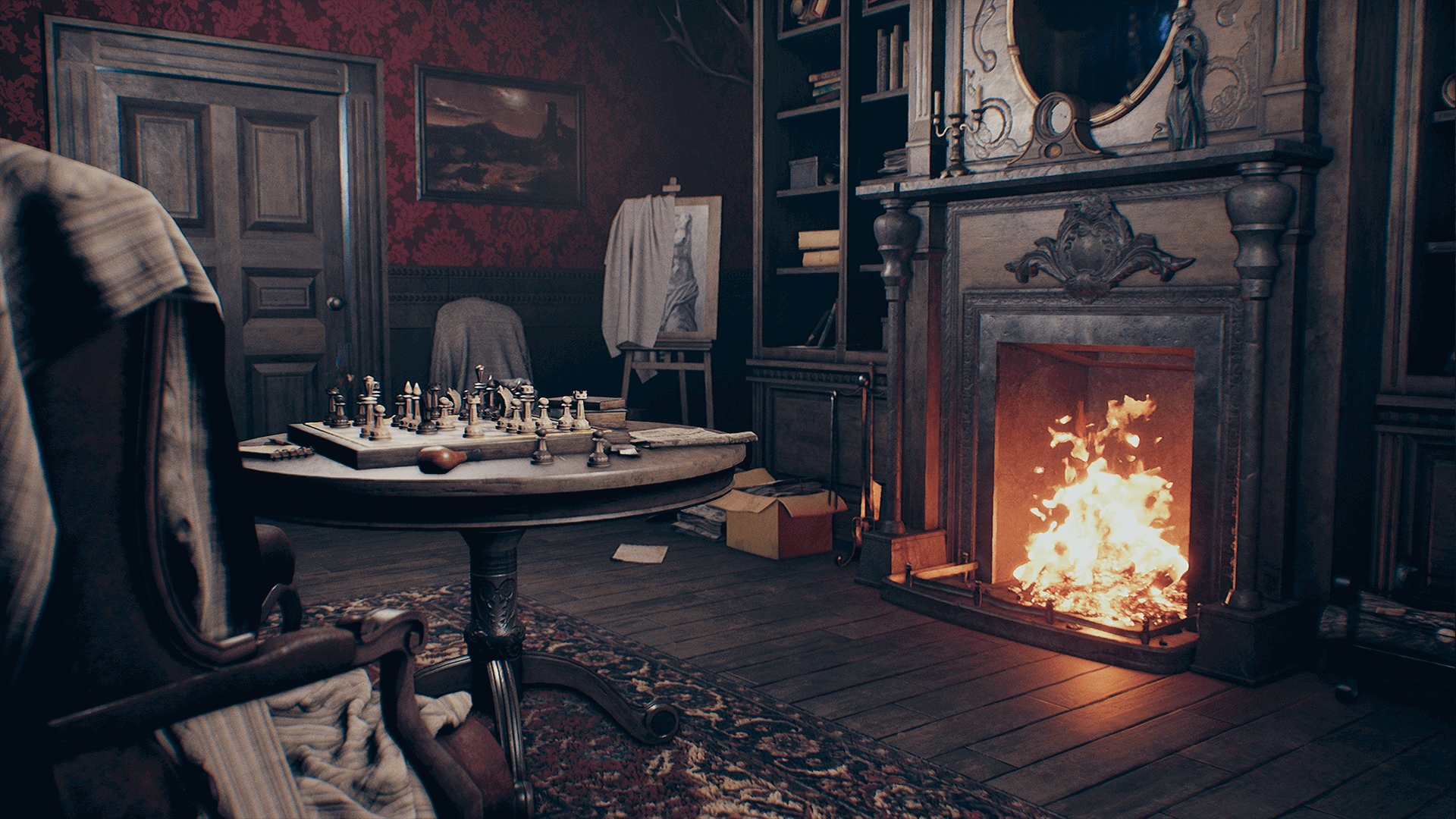 victorian house by arthur dark in environments ue4 marketplace