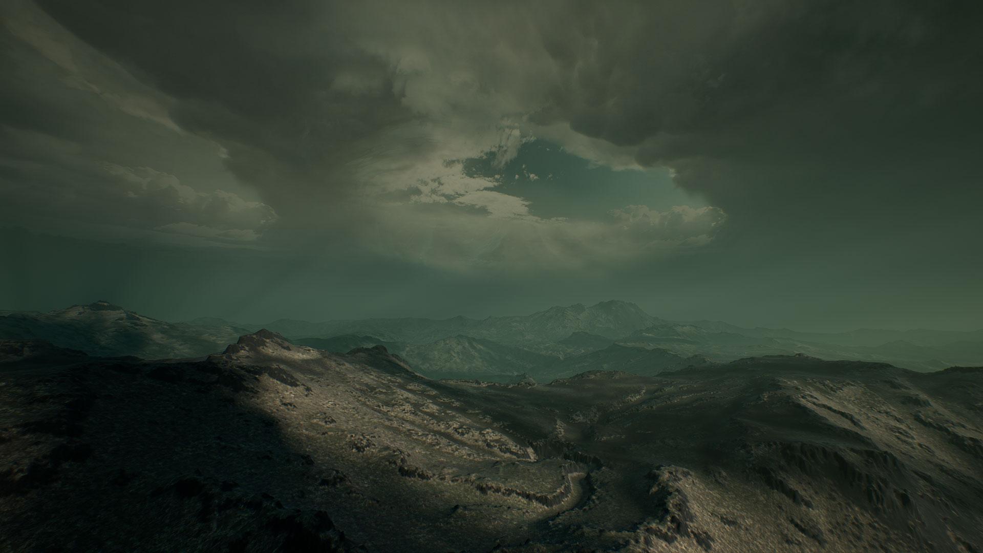 UE4景观资源合集包:Elite Landscapes: Bundle Pack