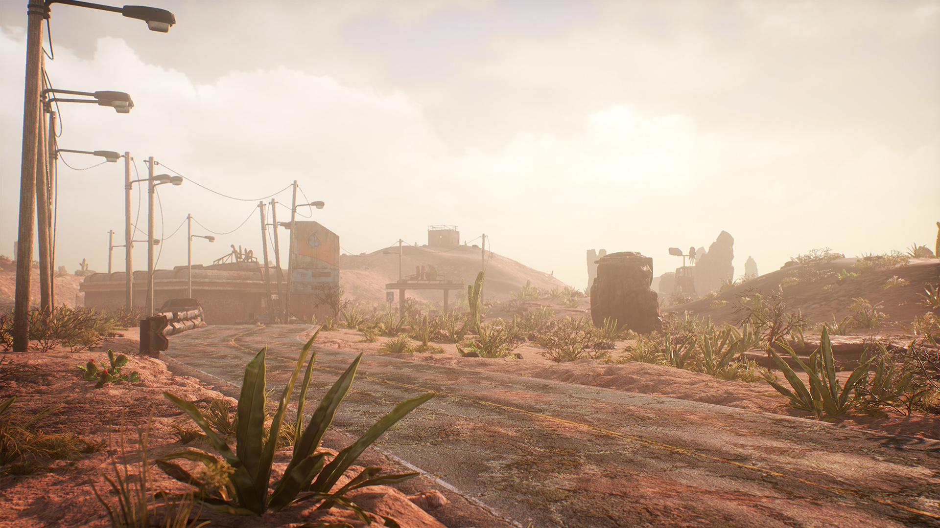 Image result for post apocalyptic desert
