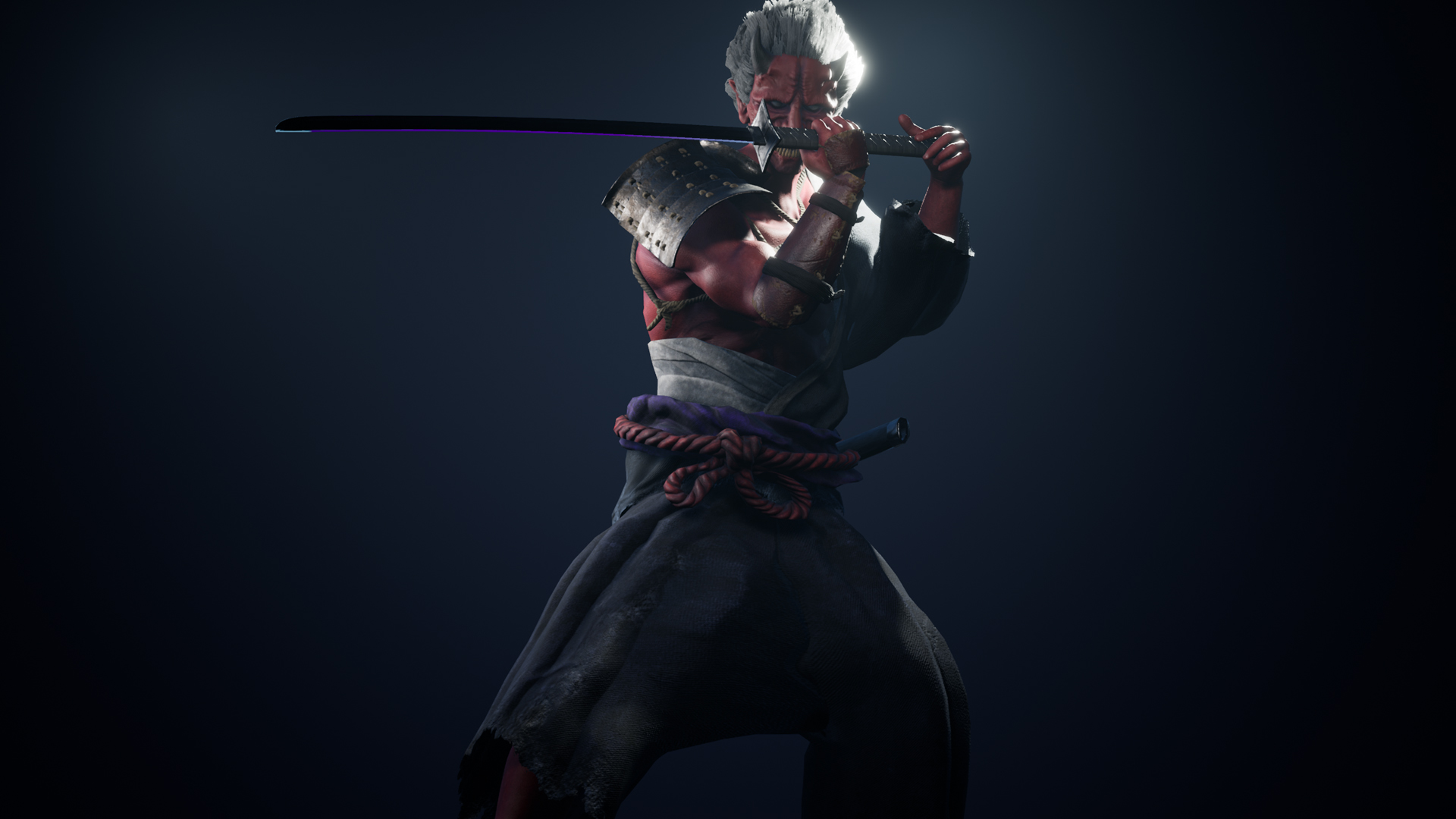 Oni Samurai In Characters Ue Marketplace