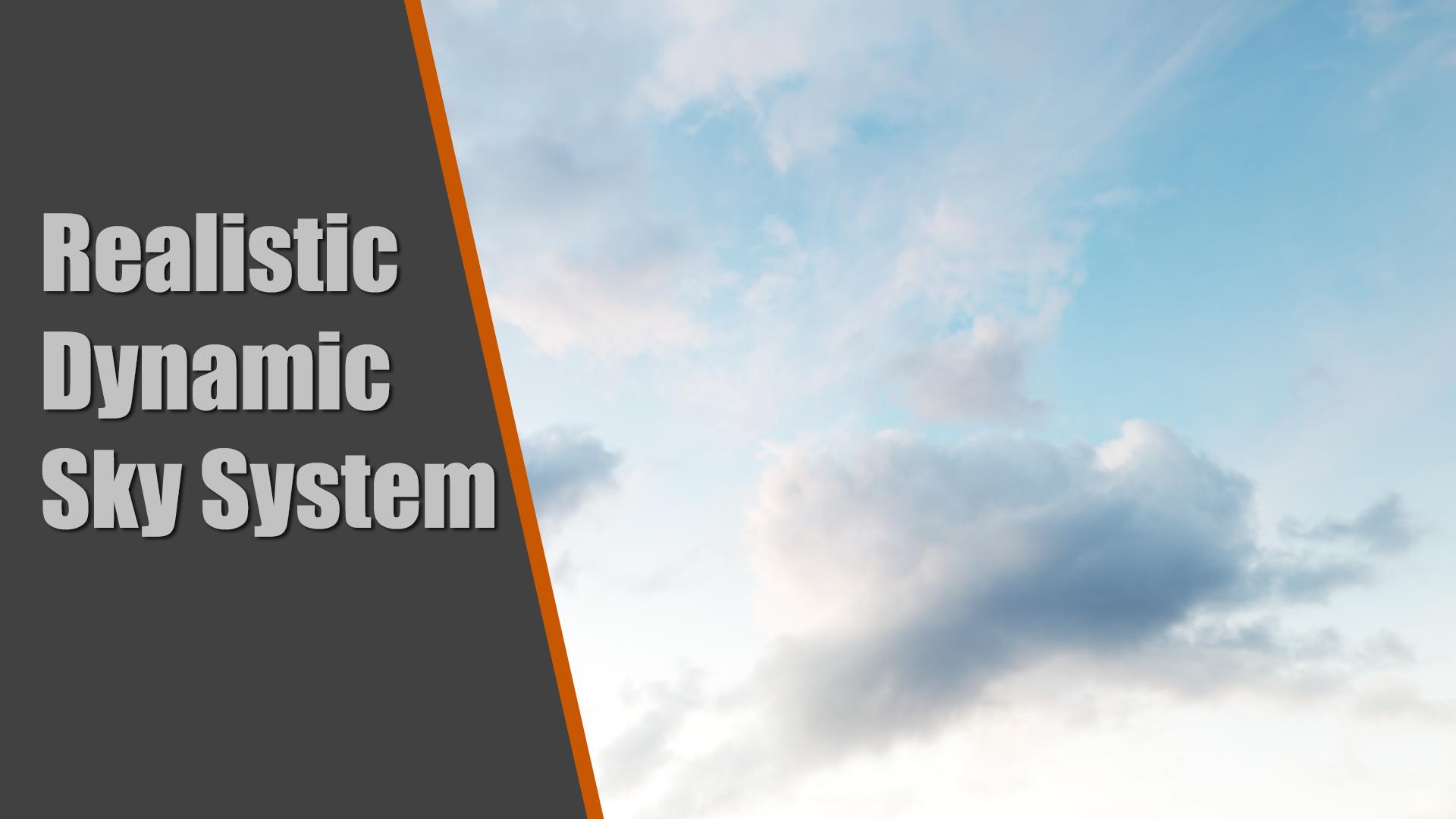 Realistic Dynamic Sky System by Artyom Cheremisin in