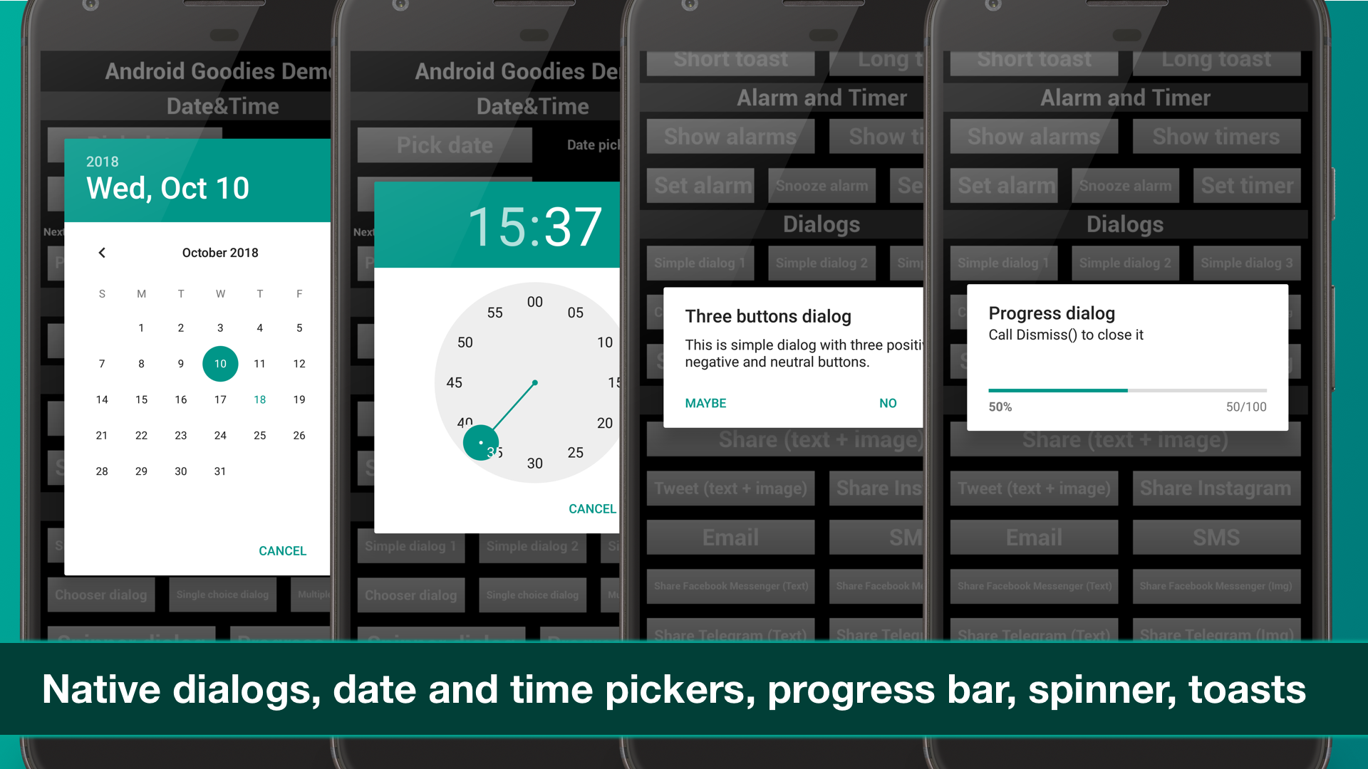 Android Native Goodies by Nineva Studios in Code Plugins - UE4