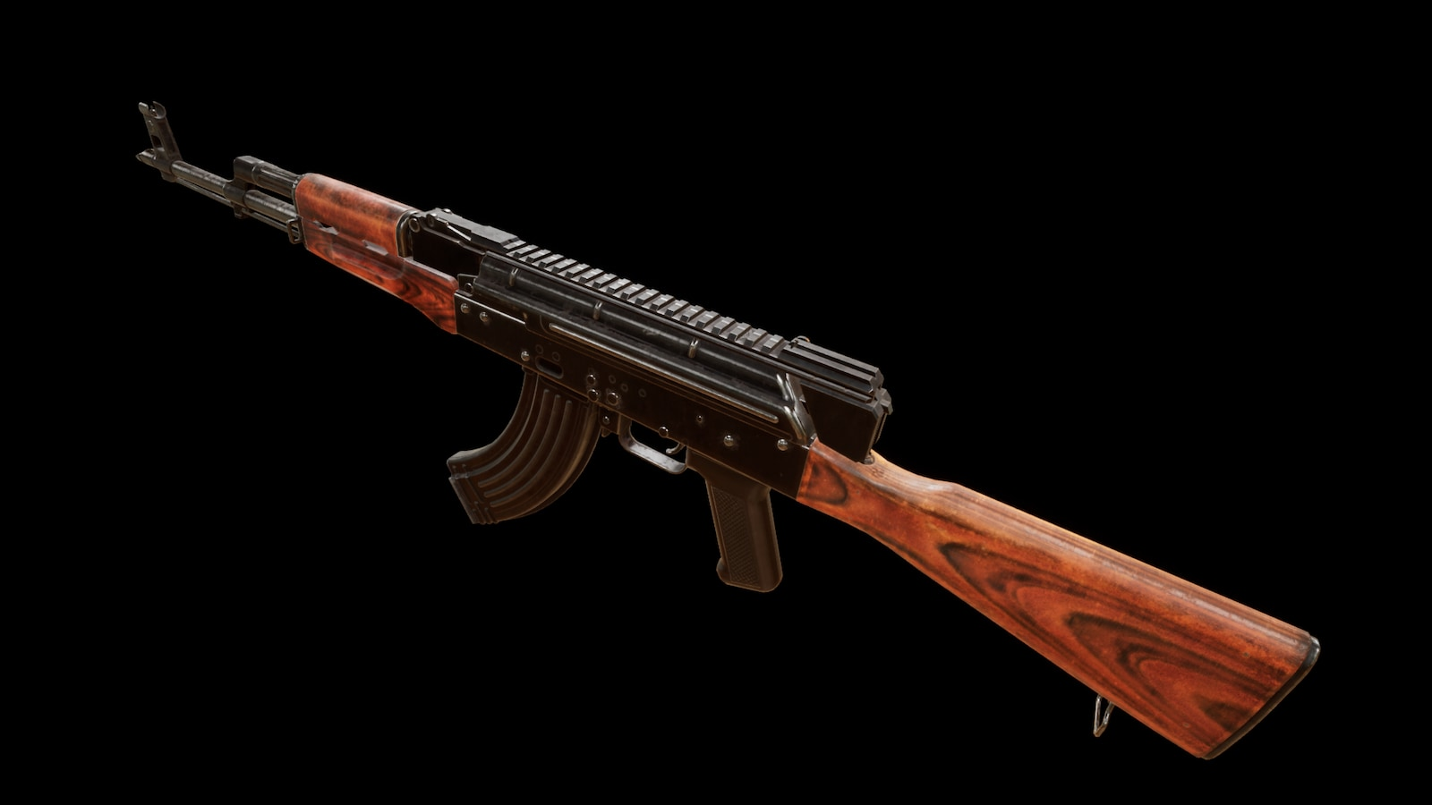Russian Weapon AK47 Modern by AntonM in Weapons - UE4 ...