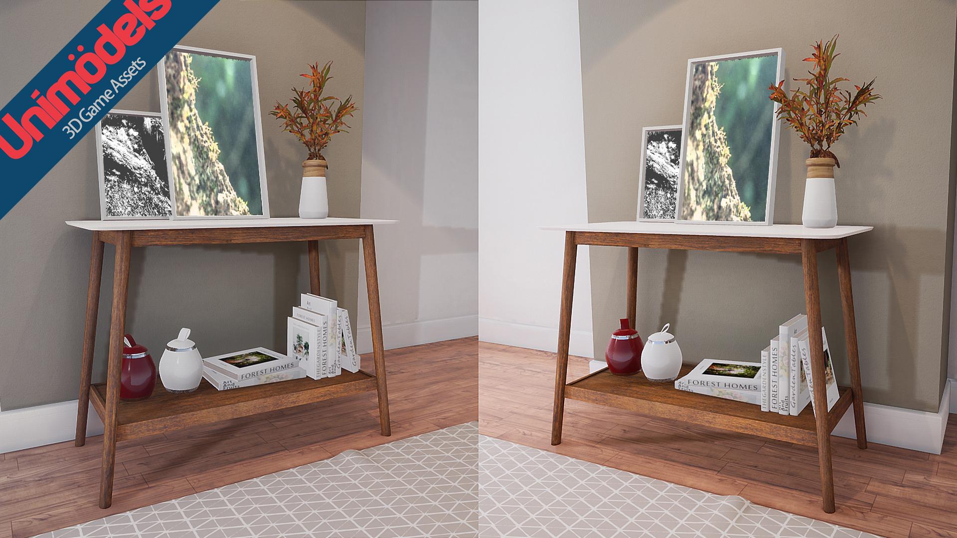Home Design Et Deco desks and decoration vol. 1unimodelsunimodels in
