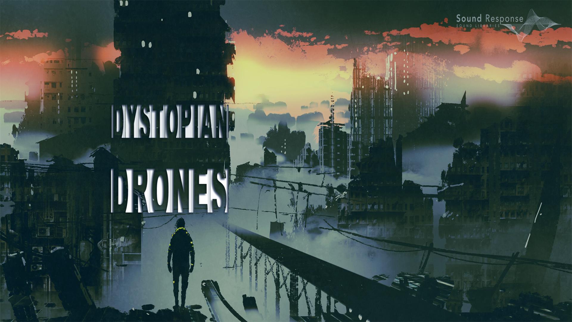 Dark Drones, Dark Ambiences, Horror Soundscapes by Sound