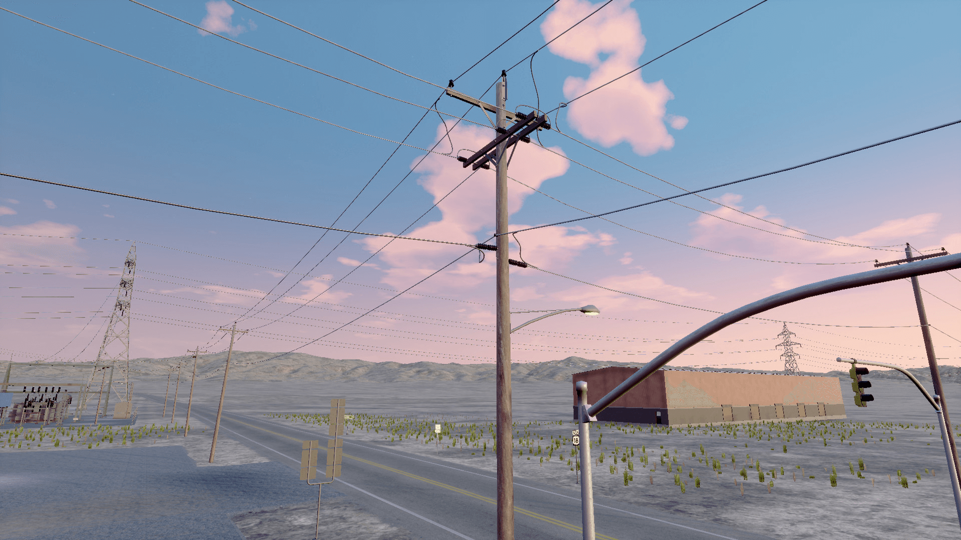 Electrical Utility And Substation By Whammy In Props Ue4 Marketplace Wiring Vault 88