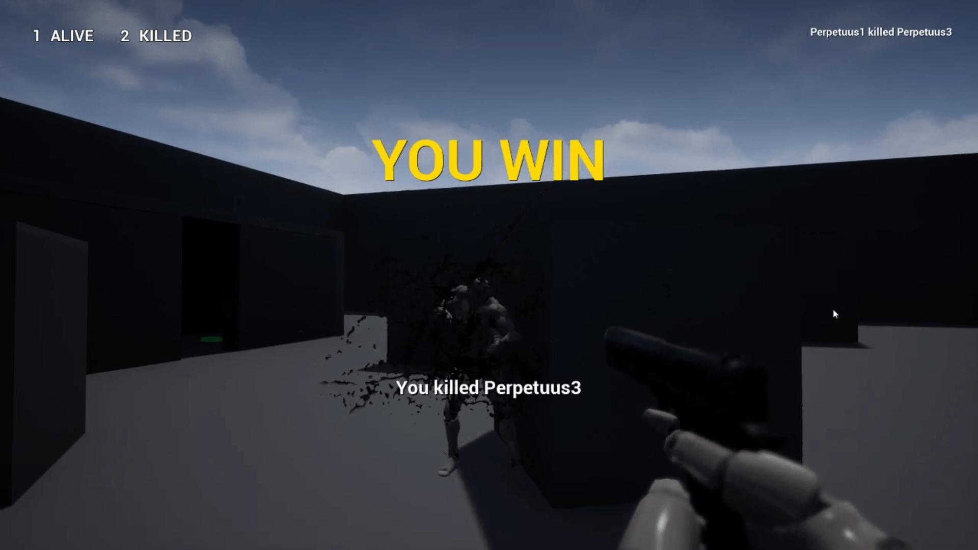 FPS Battle Royale Template by Spyke Development in Blueprints - UE4