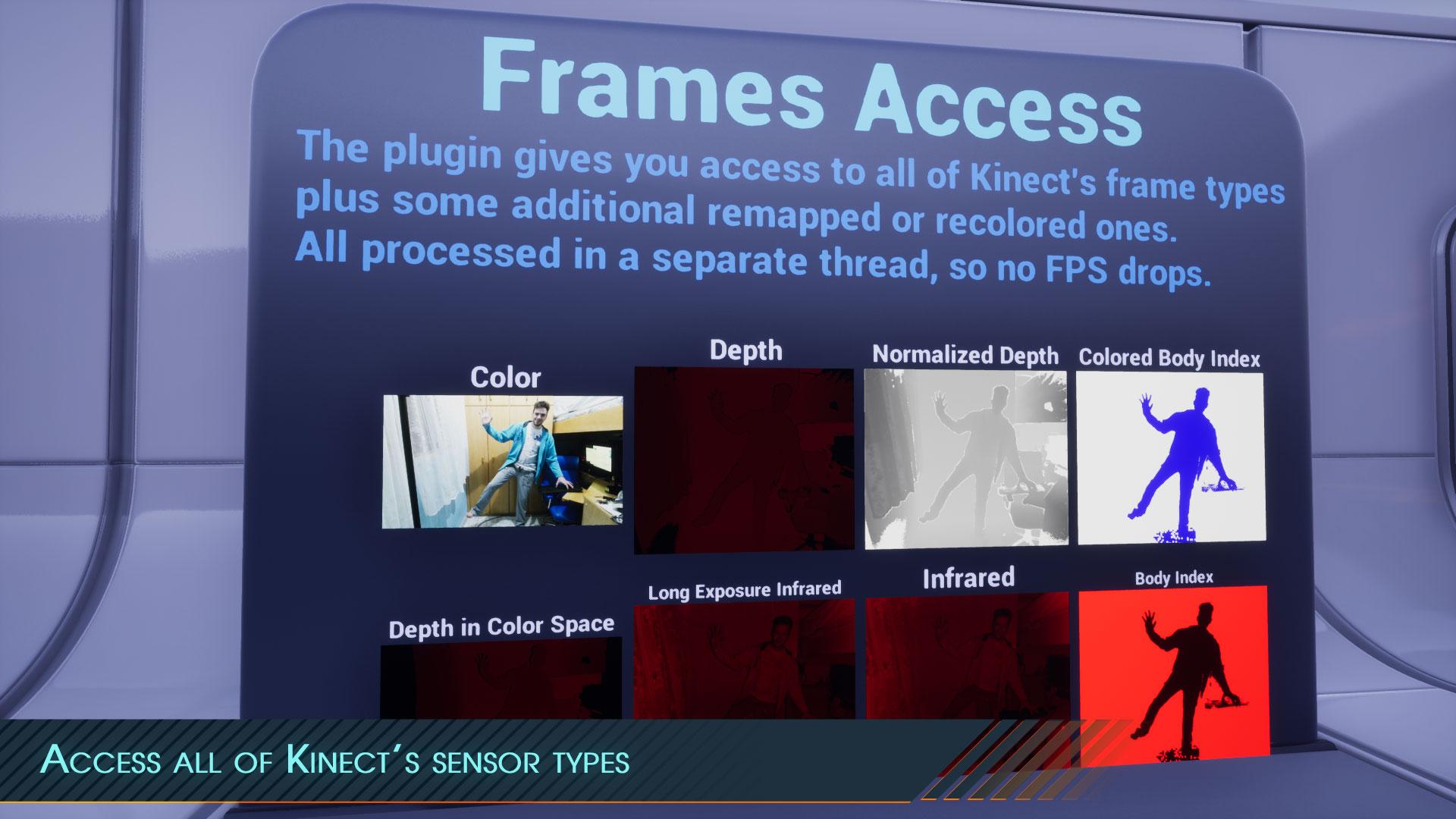 Neo Kinect by Rodrigo Villani in Code Plugins - UE4 Marketplace