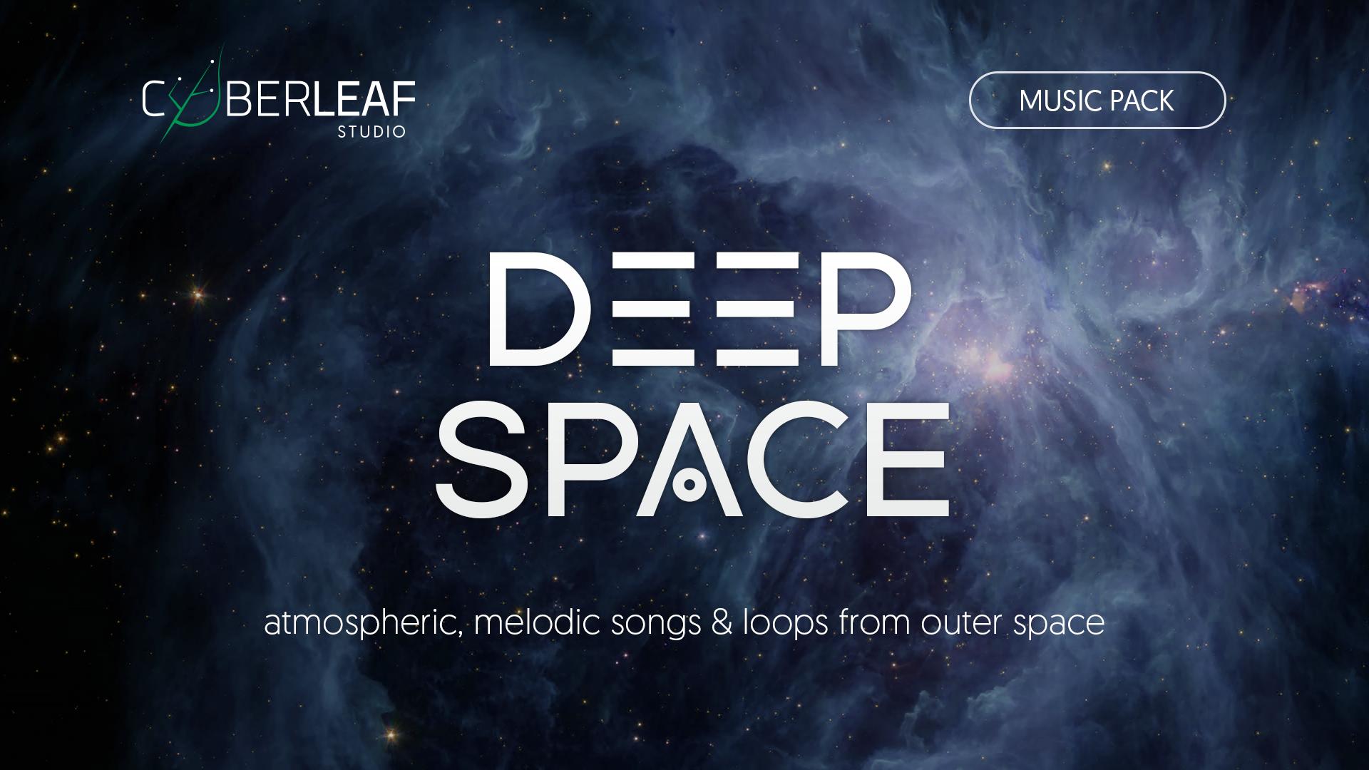Deep Space Music by Cyberleaf Studio in Music - UE4 Marketplace