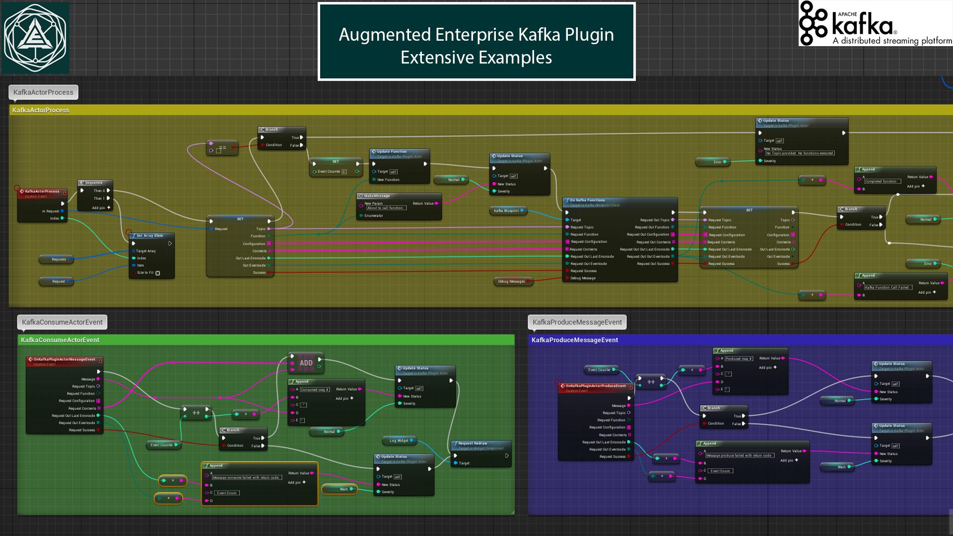 Kafka Plugin by CorneelBooysen in Code Plugins - UE4 Marketplace
