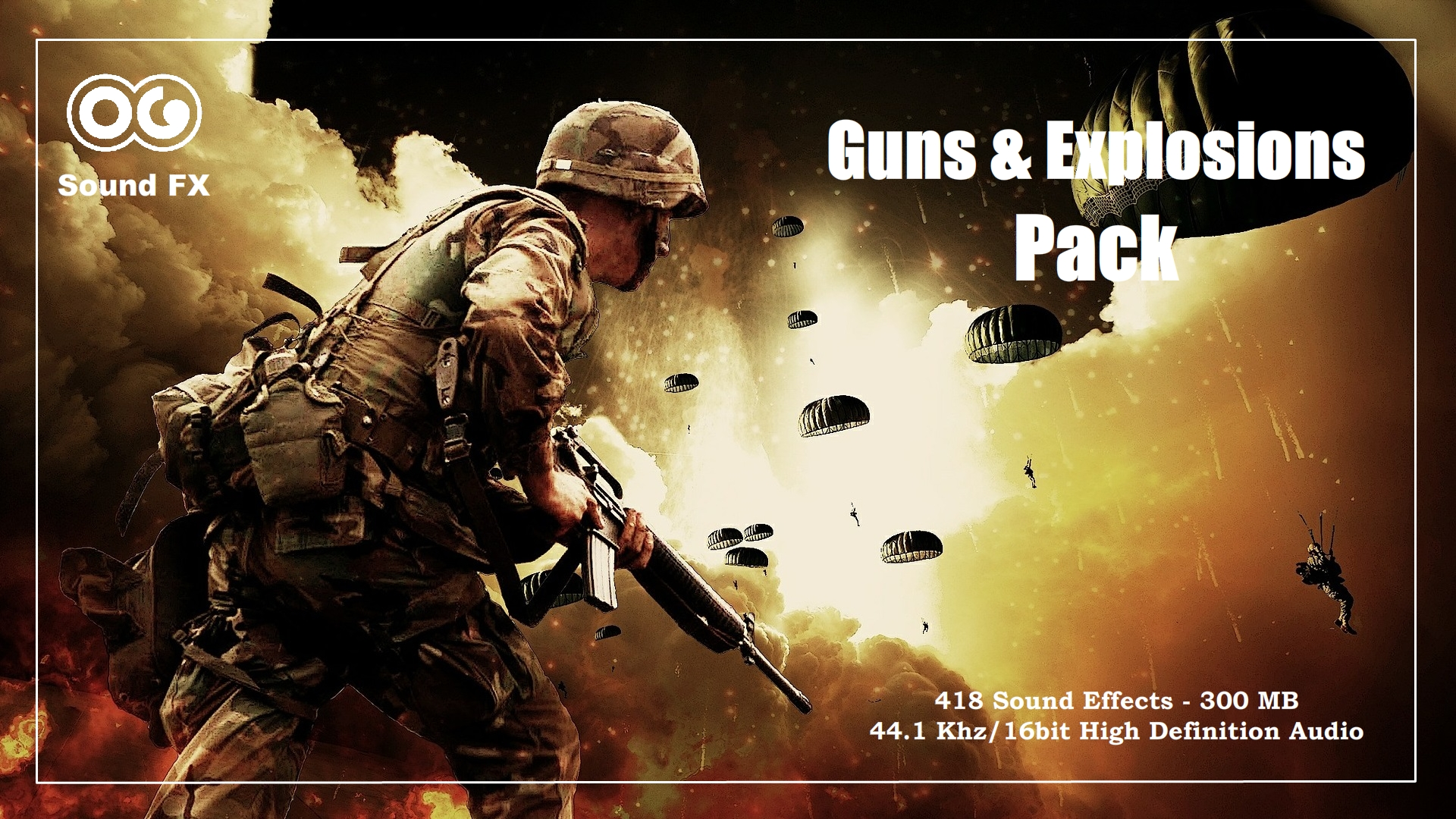 e86e1631 Guns & Explosions SFX Pack by OlivierGirardot in Sound Effects - UE4 ...