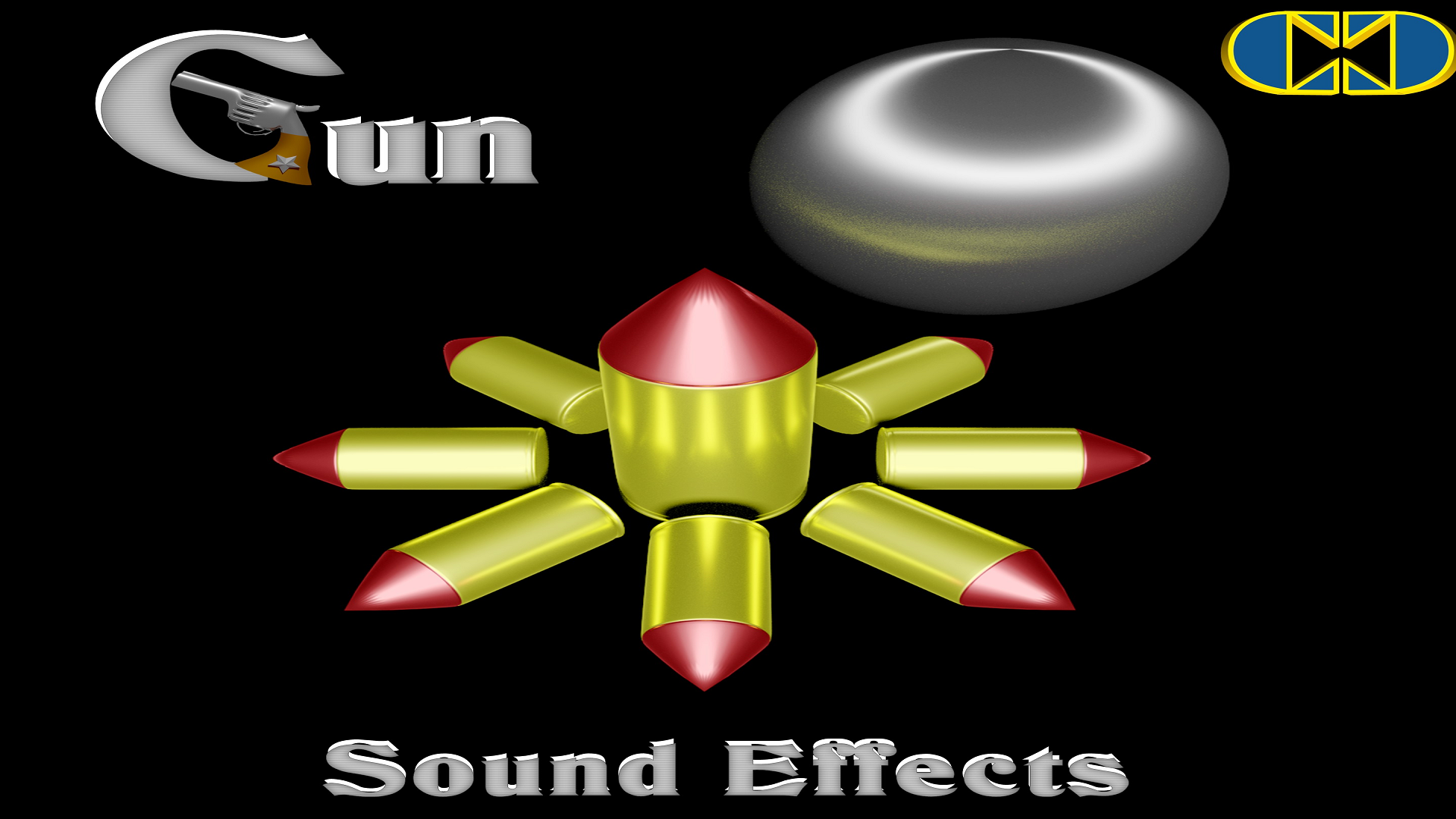 Gun Loops and Sound Effects by Cali Crazed Beats in Sound Effects