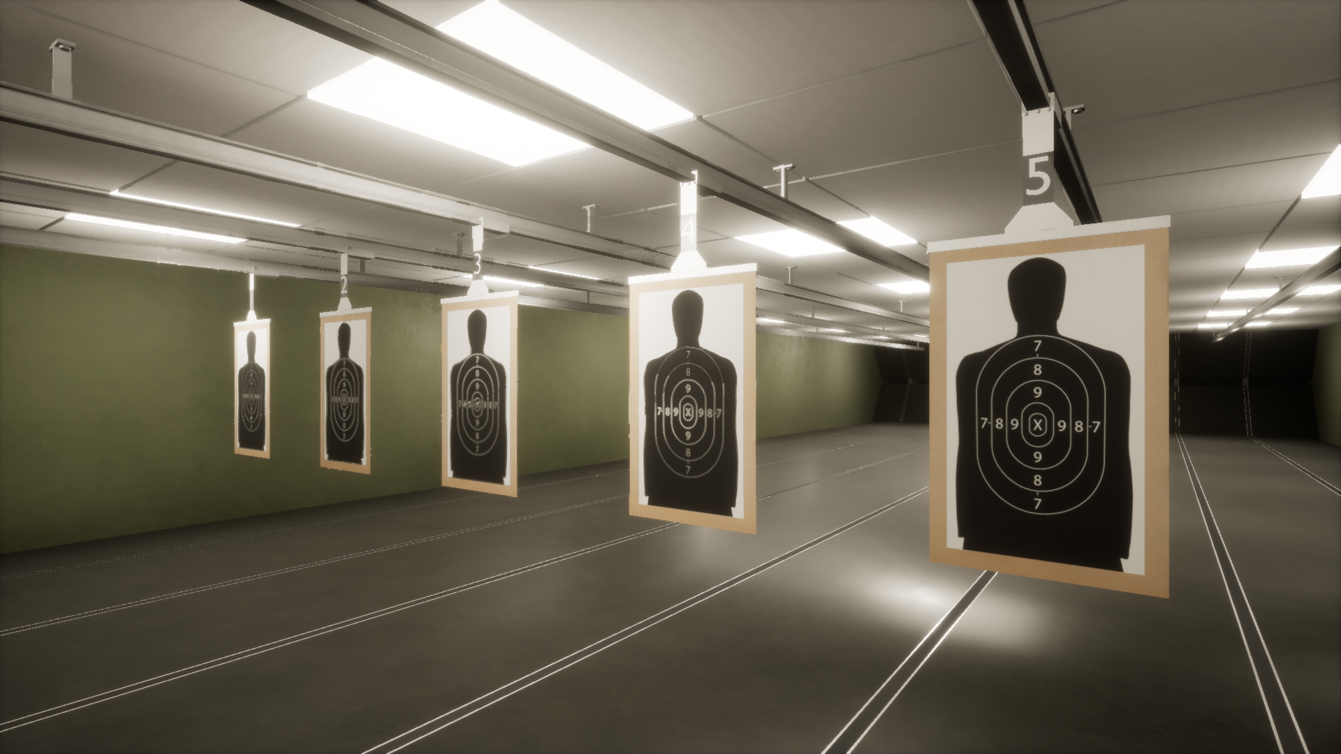 Shooting Range by Next Level 3D in Environments - UE4 Marketplace