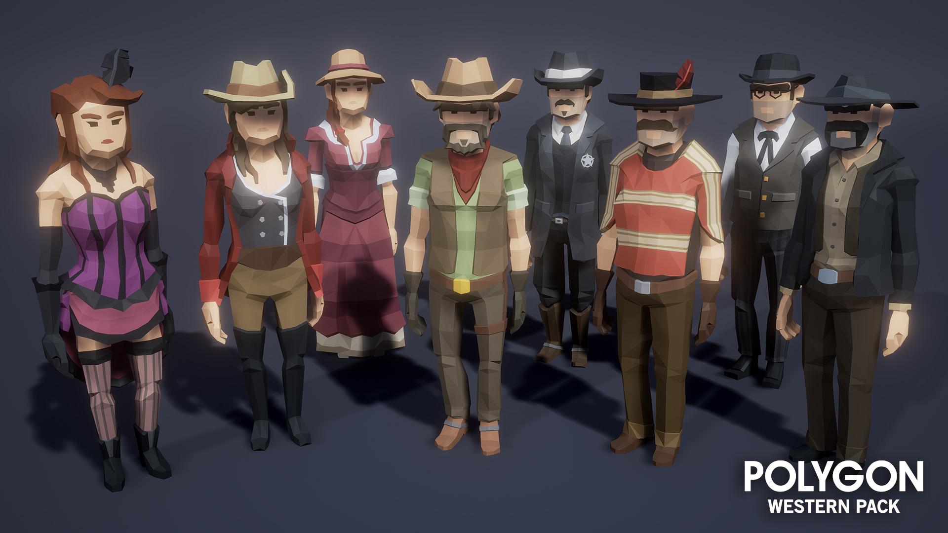 POLYGON Western Pack