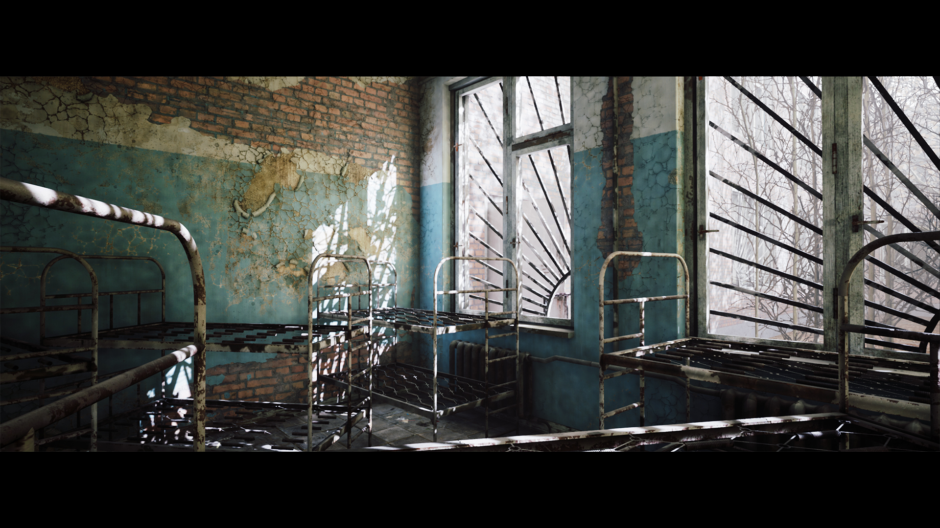 Abandoned Russian Building by MacKenzie Shirk in