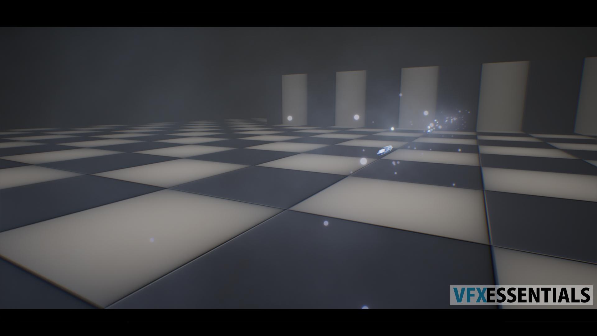 在Visual Effects中由Niels Dewitte创建的VFX Essentials