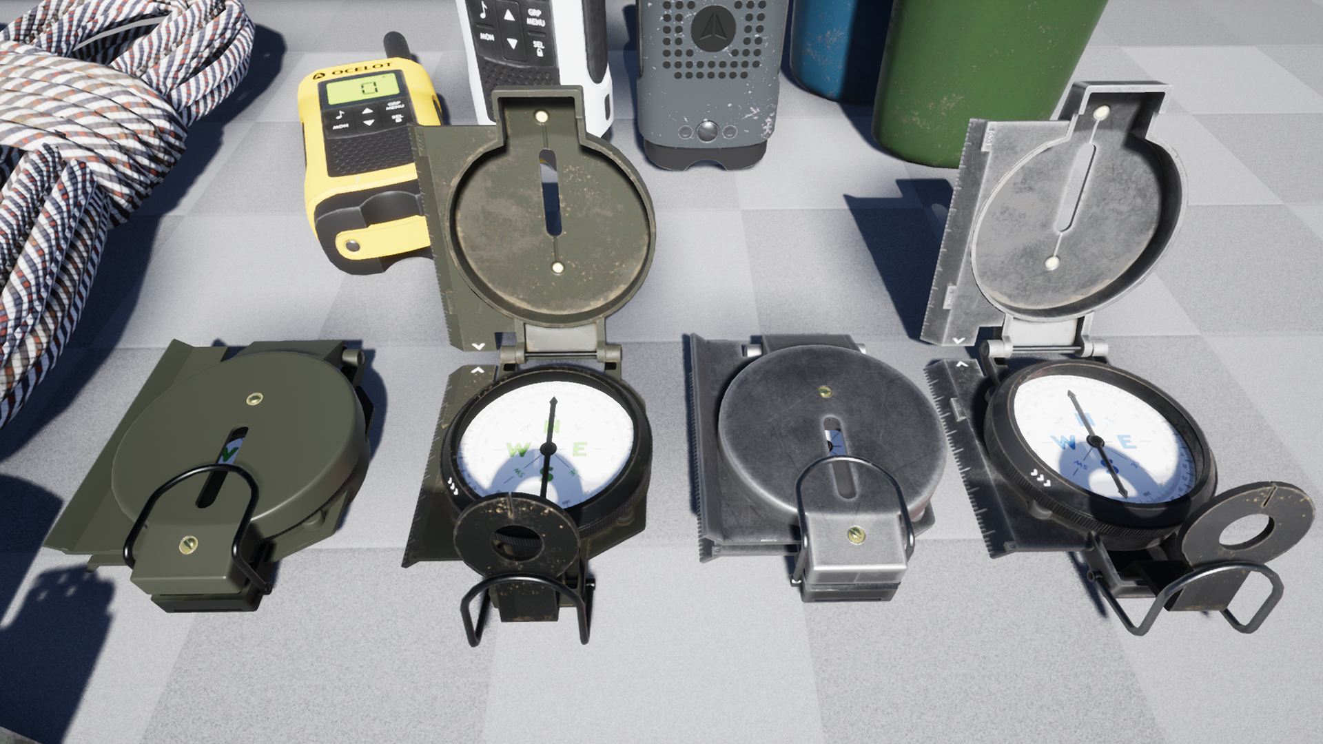 Survival Asset Pack by Samuel Madden in Props - UE4 Marketplace