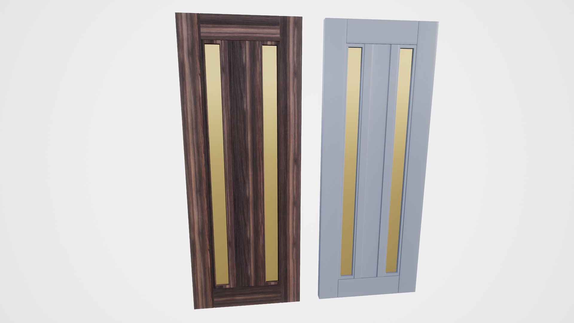 Interior doors dark wood vol 3 by omega s in architectural share planetlyrics Image collections