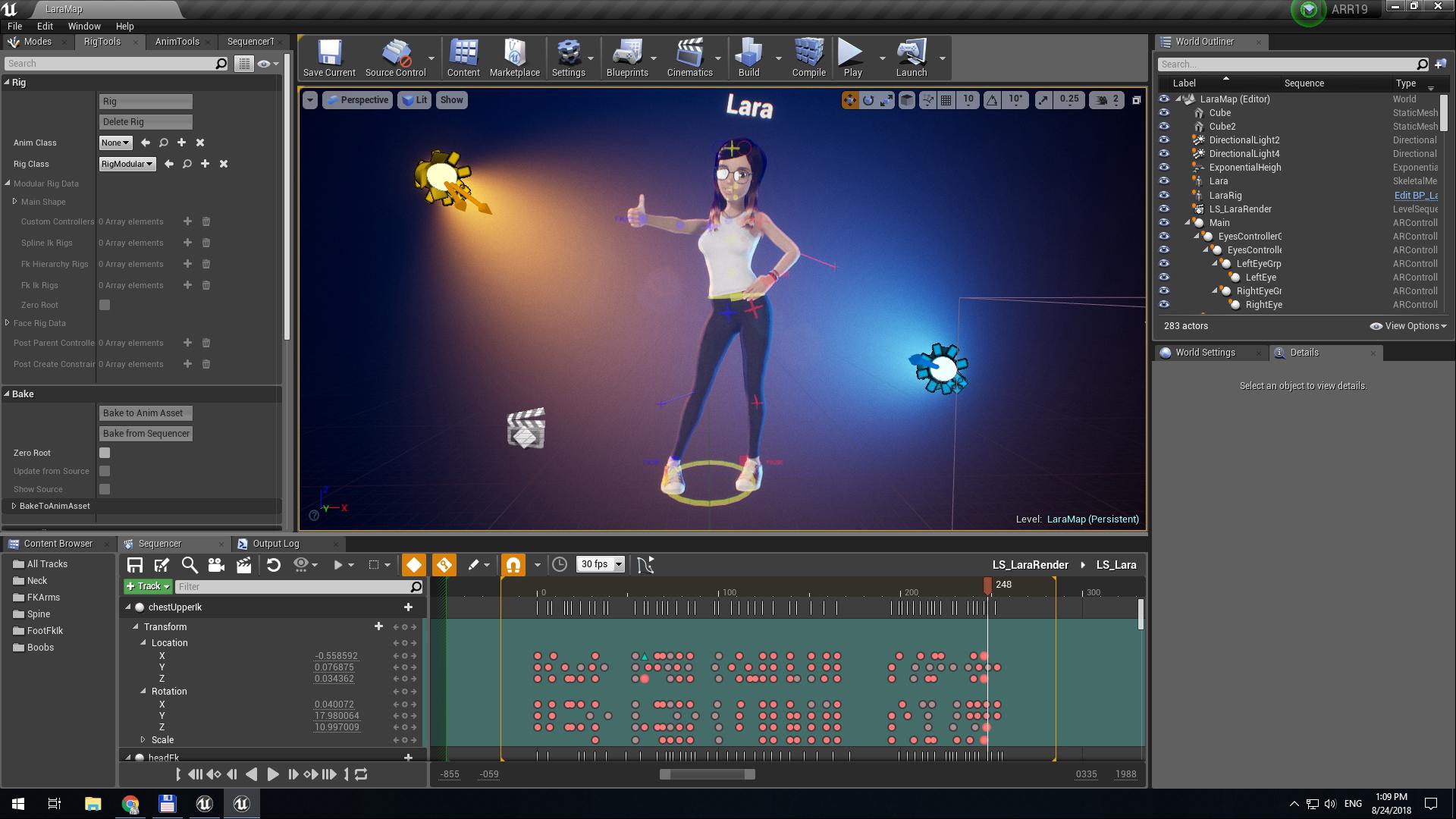 Allright Animation Rig 2 0 by Alexander Shatalov in Code Plugins