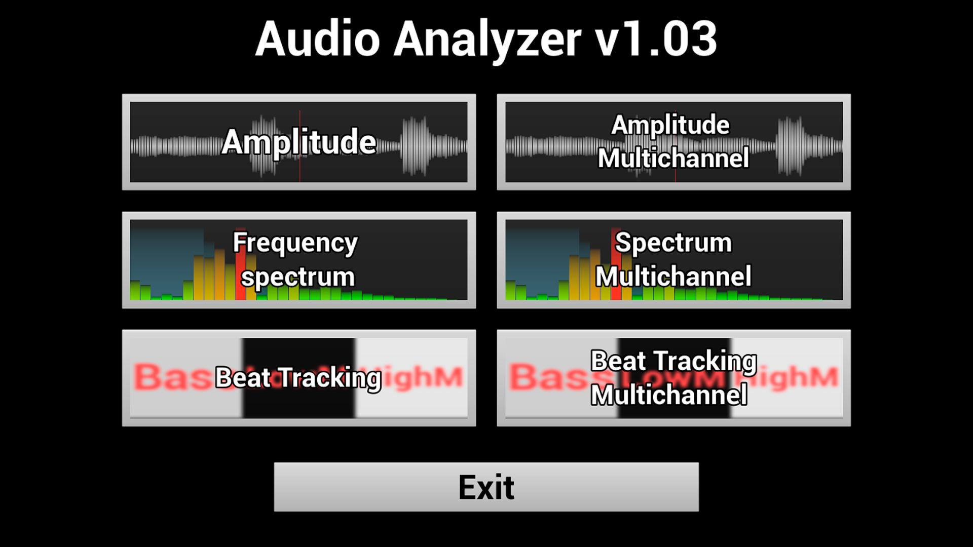 Audio Analyzer by Parallelcube in Code Plugins - UE4 Marketplace