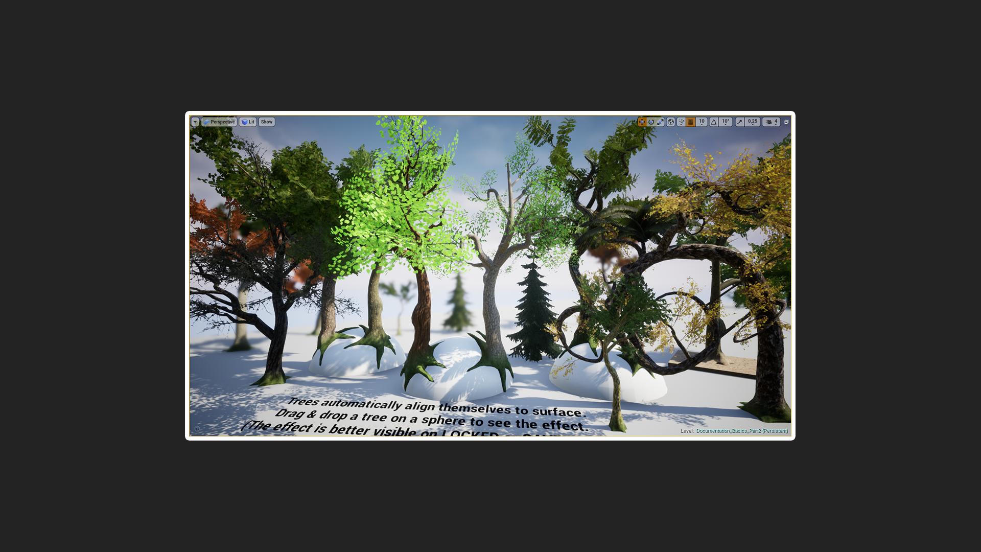 Dynamic Tree & Plant Generator by S  Krezel in Blueprints