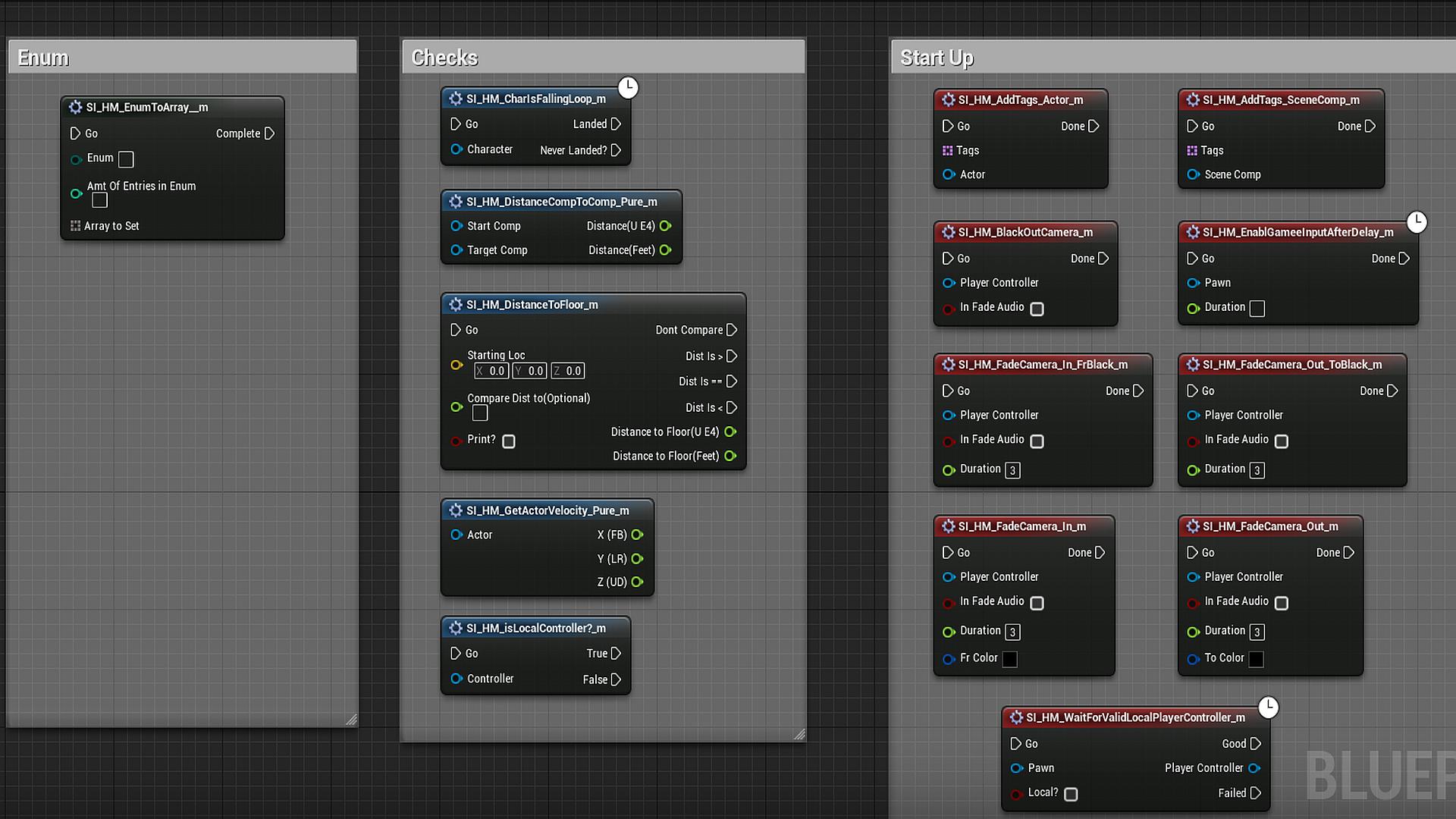 Snap In Handy Macros by Thanks Tips! in Blueprints - UE4