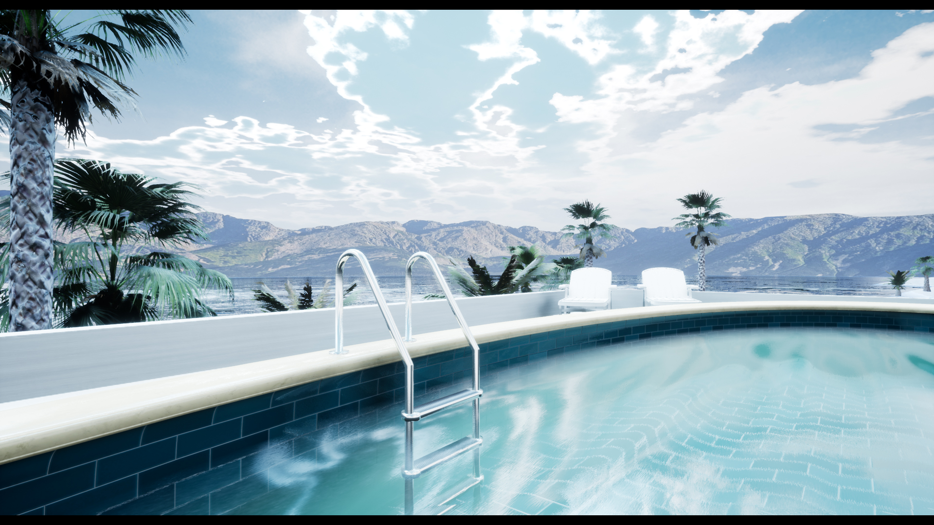 Luxury Swimming Pools & Accessories by NC-Software in Props ...