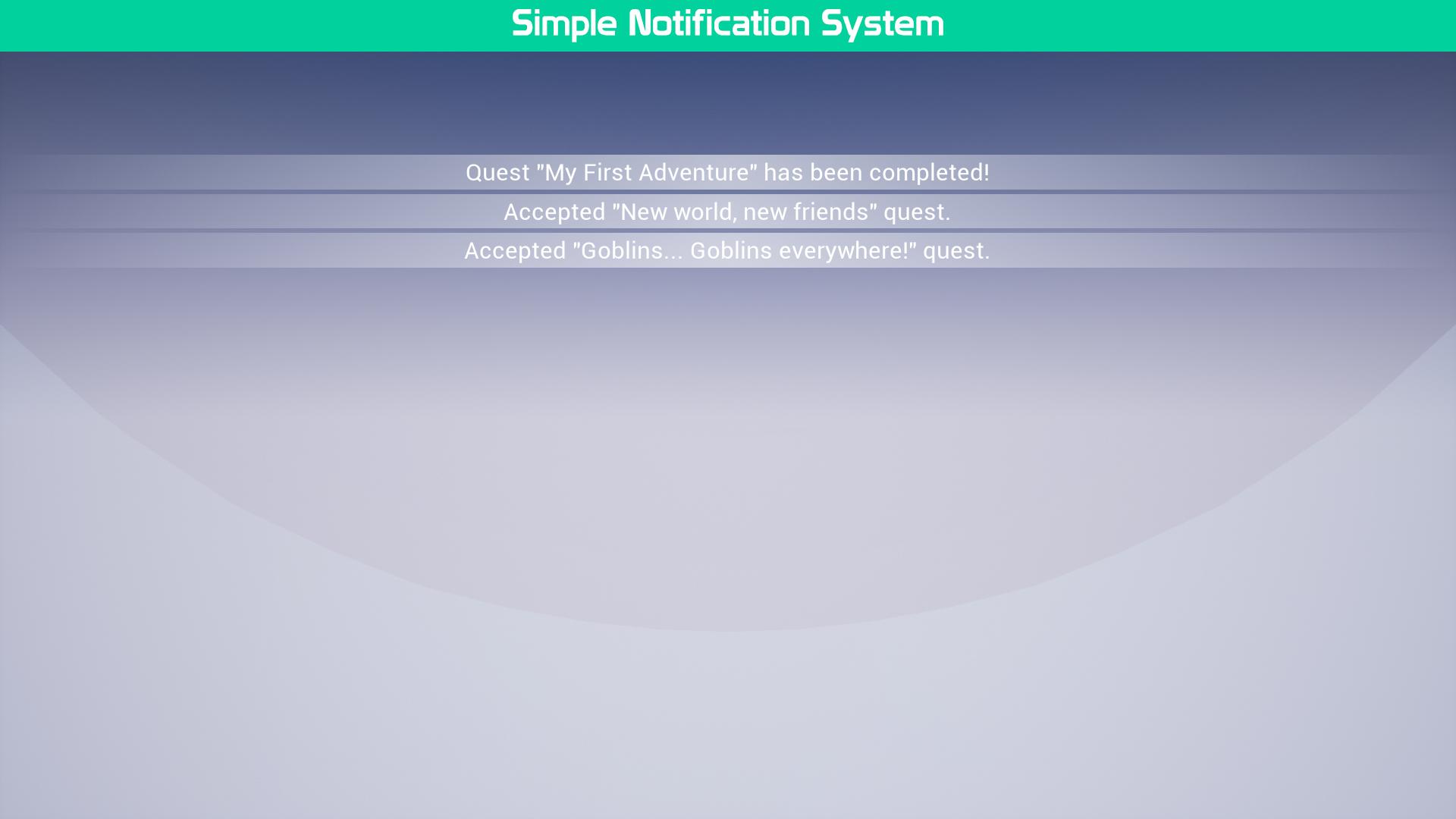 SNSIMG3 1920x1080 386c02078317c95c62afc069aebab18d - Simple Notification System - UE4简单通知系统