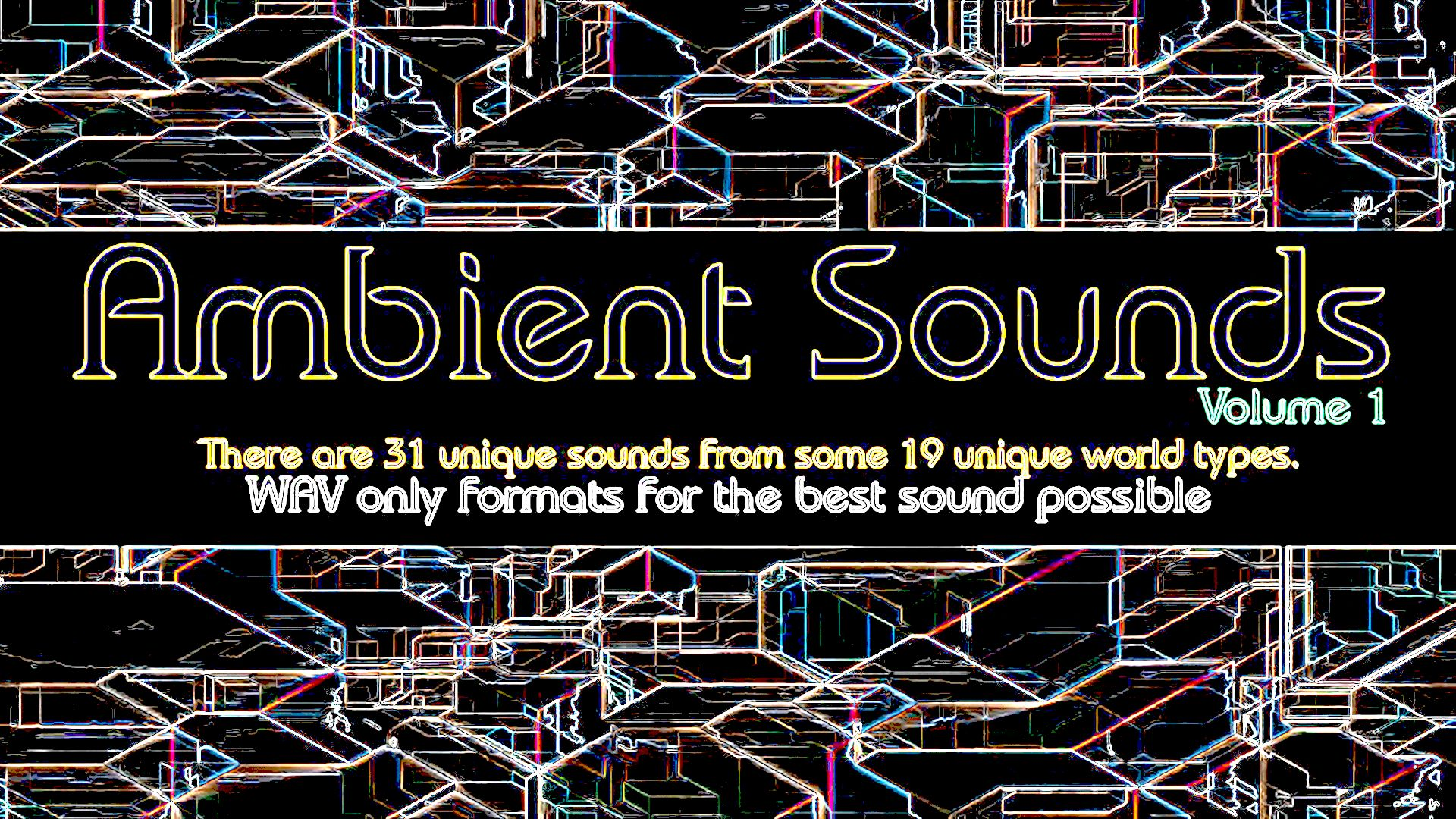 Ambient Sounds Pack Volume 1 by William Zettler in Sound