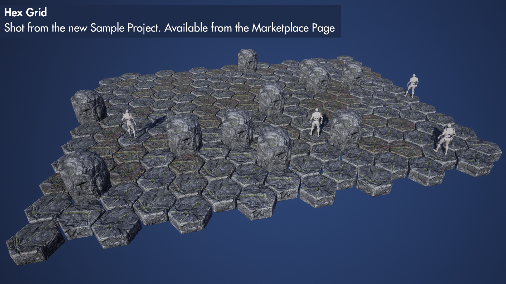 Hex Grids V2 by Aperture9 in Code Plugins - UE4 Marketplace