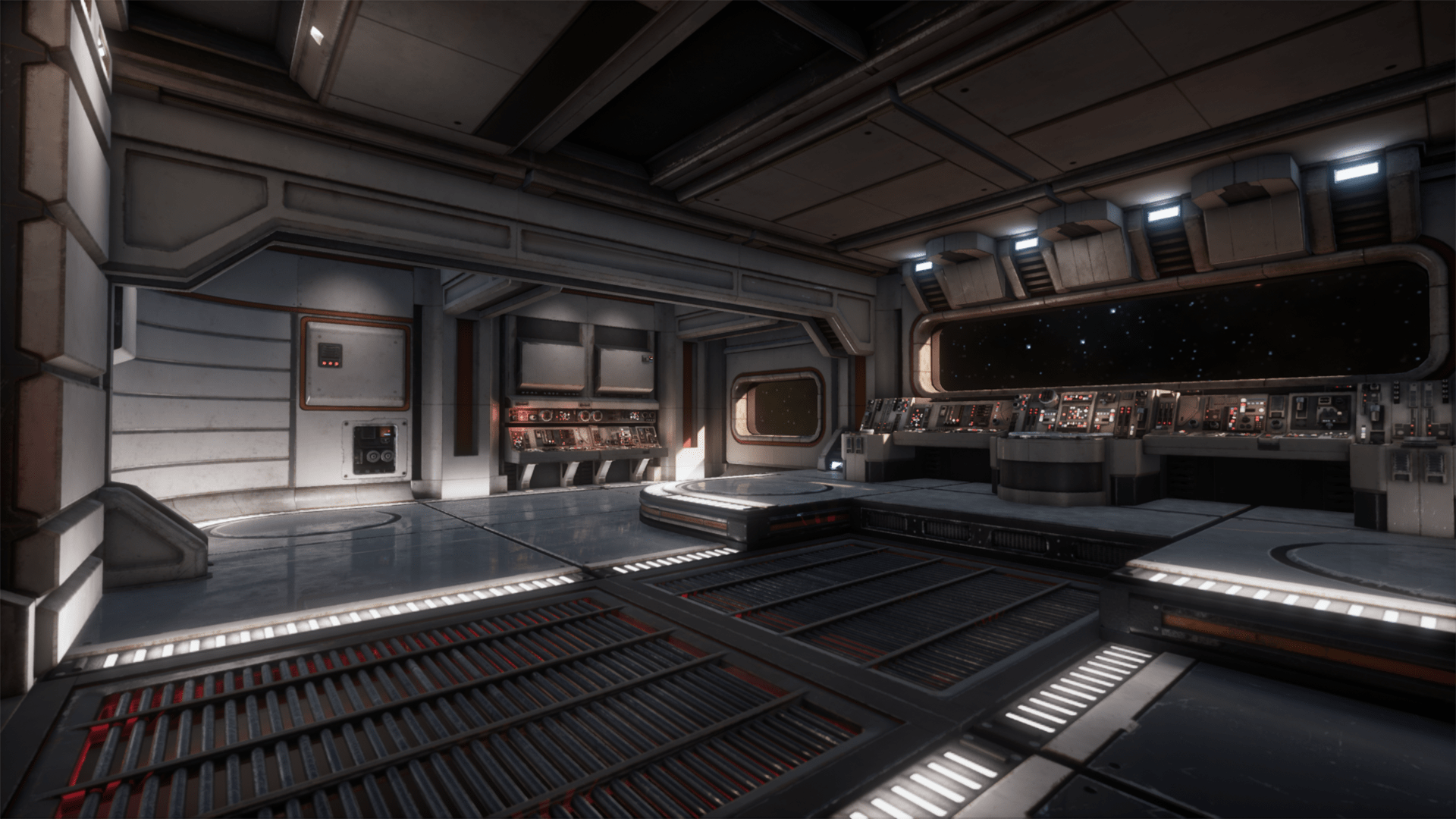 Sci Fi Interior Asset Pack 1 by RickKnox in Environments - UE4