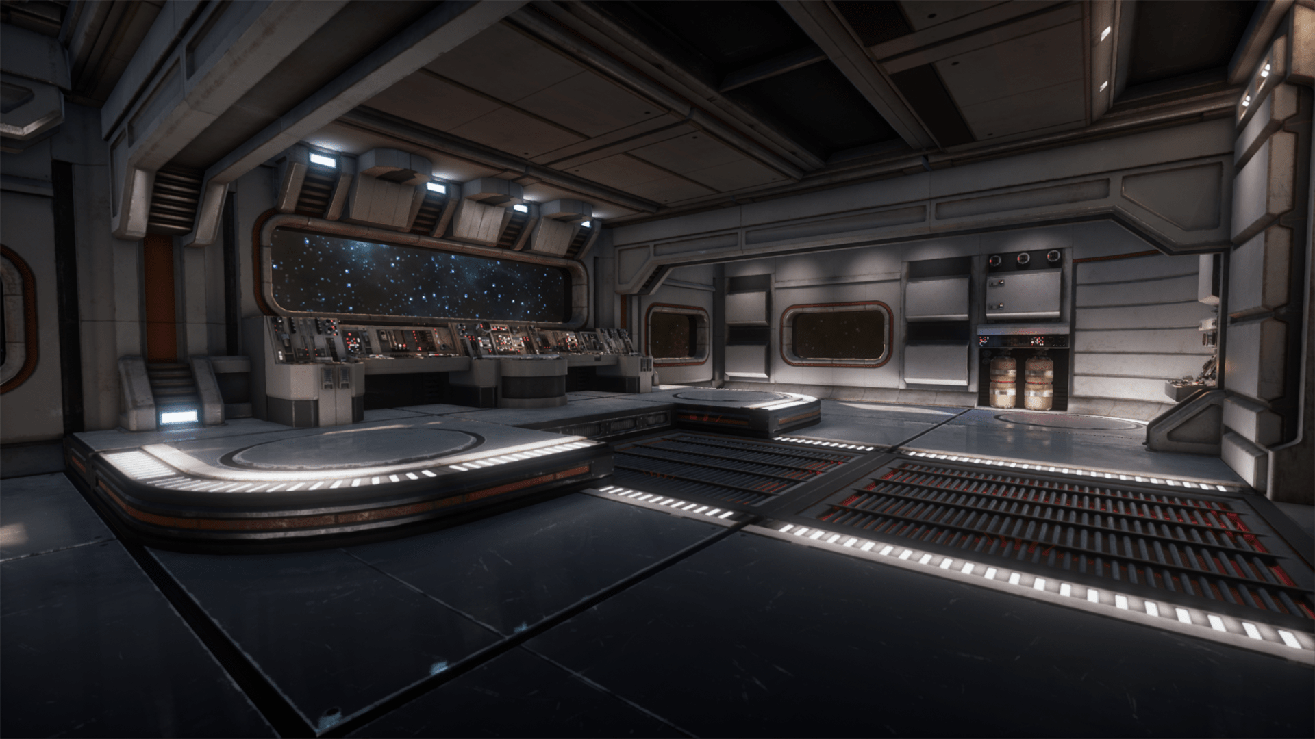 Sci Fi Interior Asset Pack 1 By Rickknox In Environments