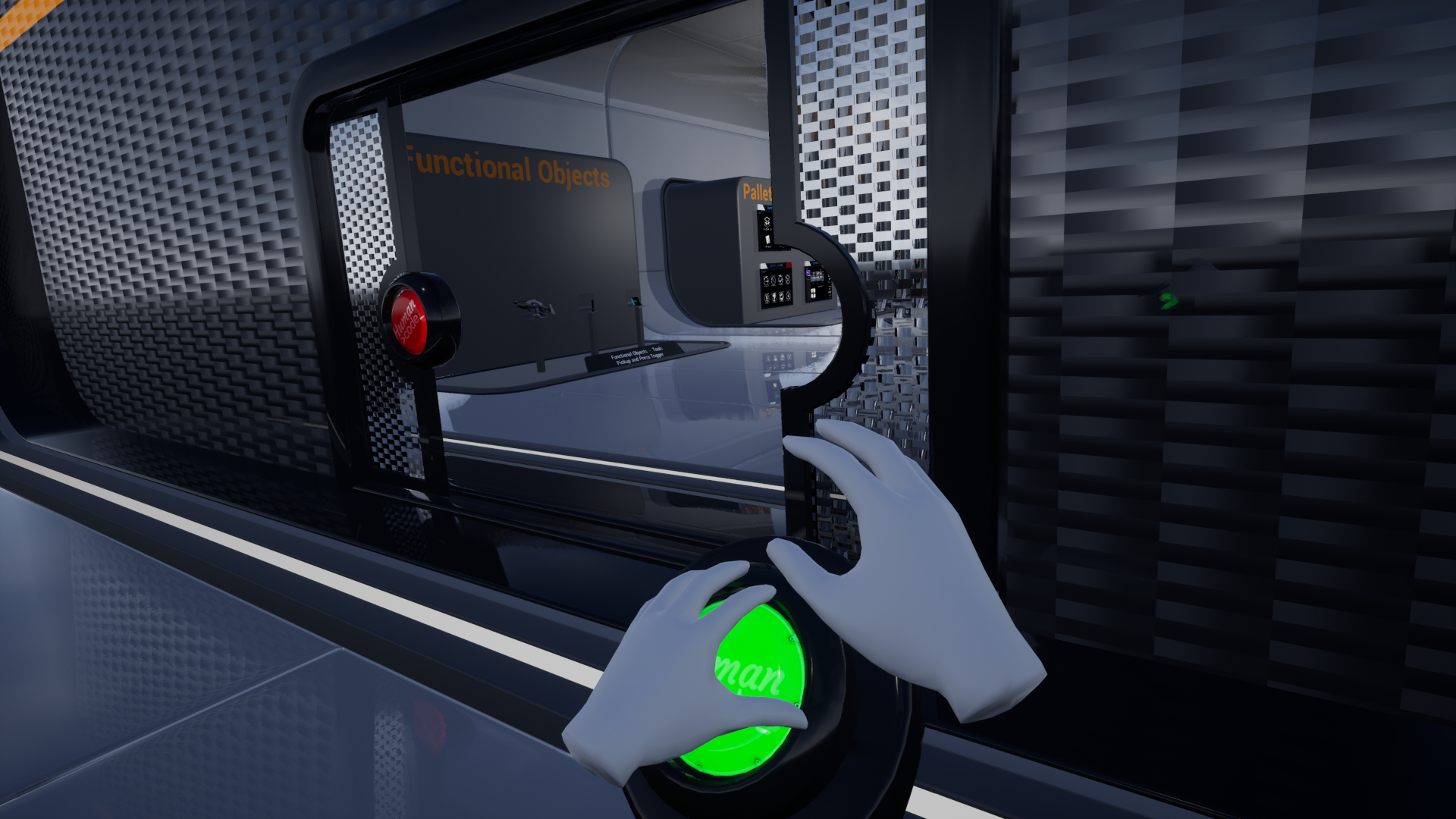 Advanced VR Framework by Human Codeable in Blueprints - UE4