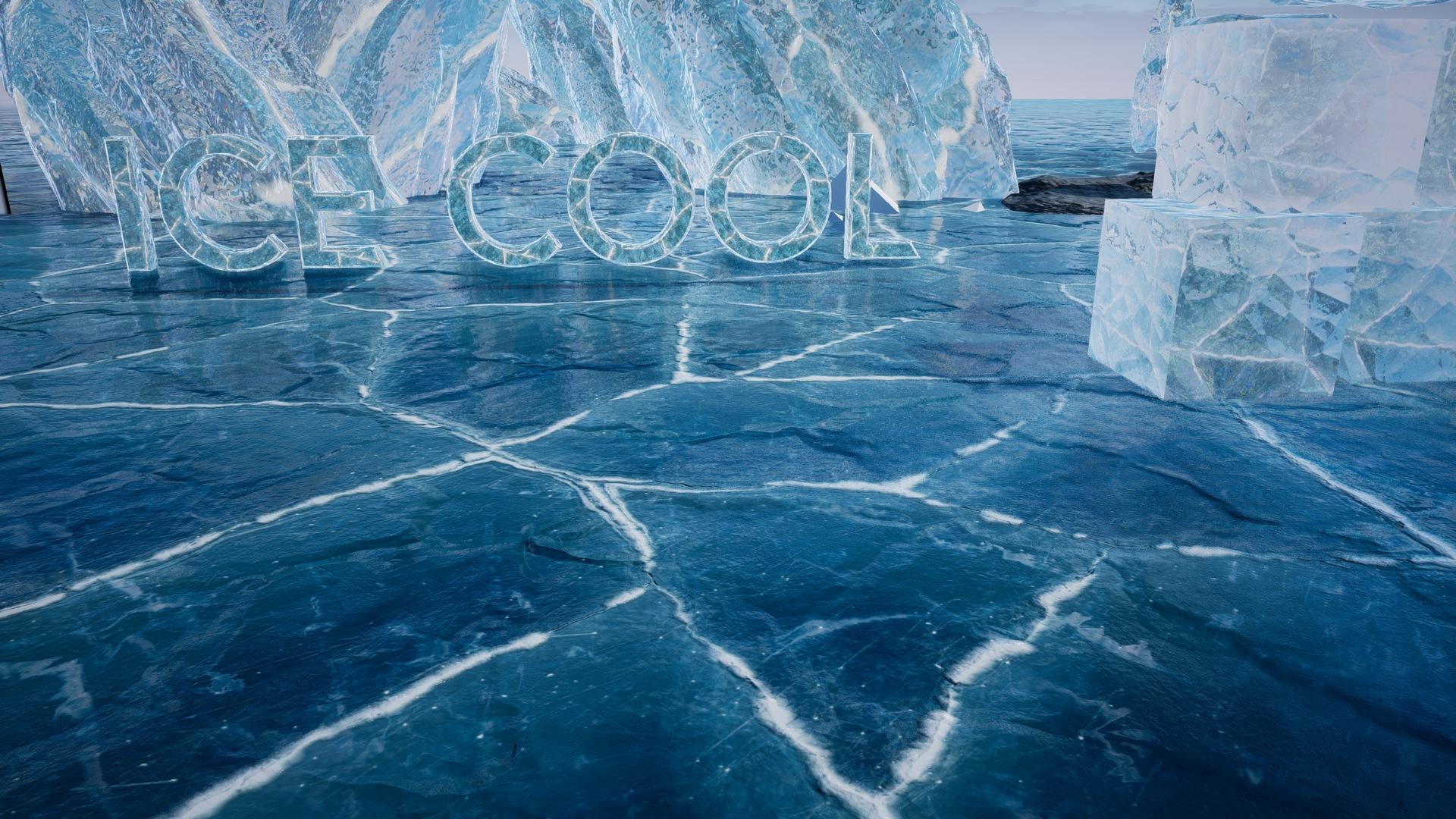 Ice Cool by Krystian Komisarek in Materials - UE4 Marketplace