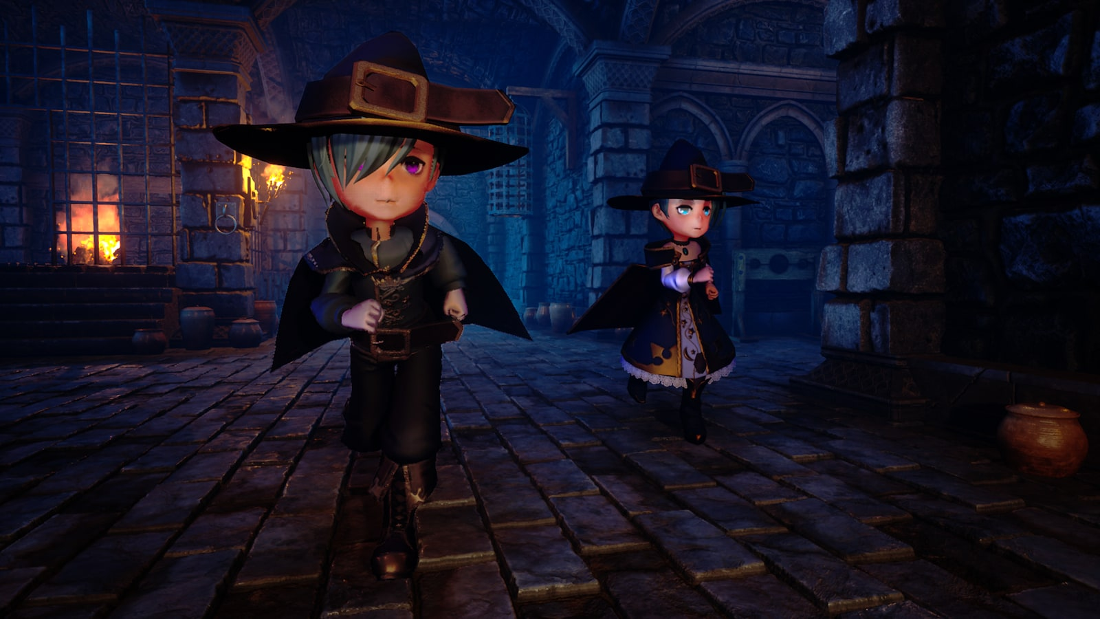 Stylized Fantasy Wizard:Indie-us Games:Characters - UE4 ...