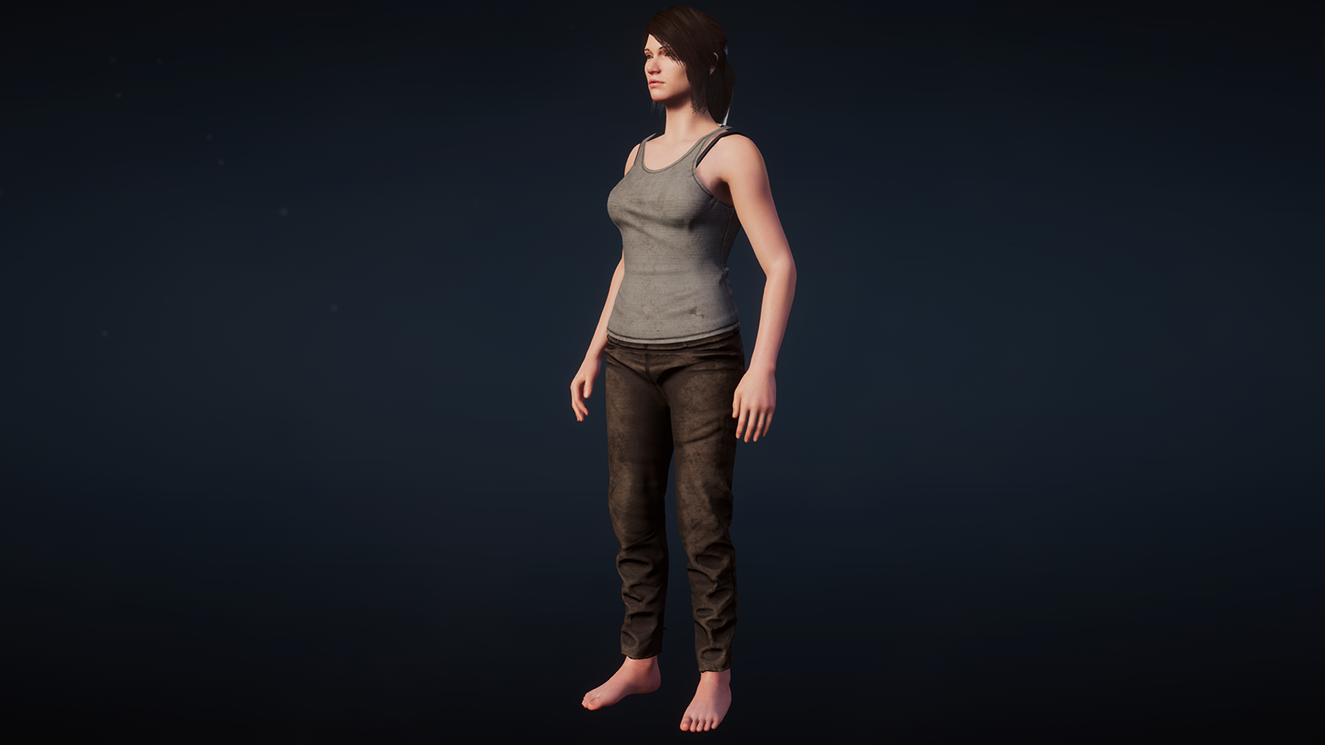 Character Creator by CB Productions in Blueprints - UE4