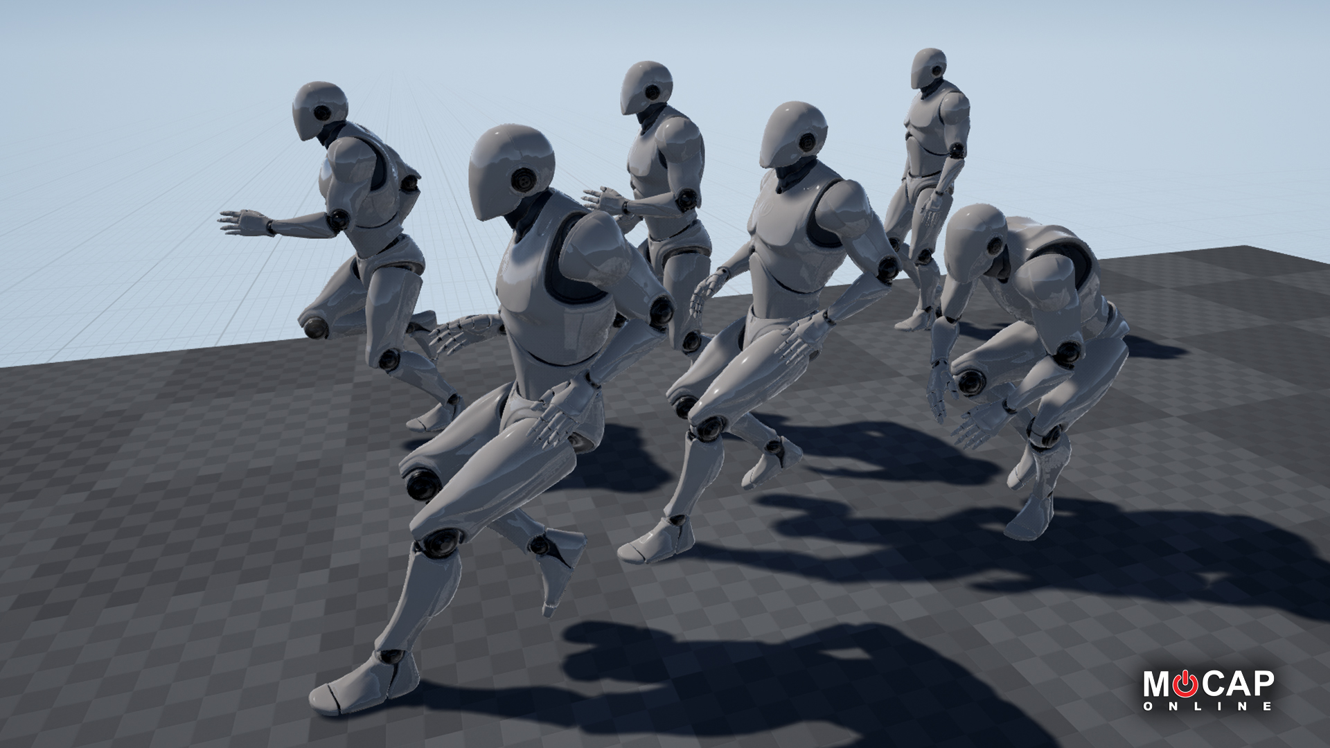 MCO Mocap Basics by MoCap Online in Animations - UE4 Marketplace