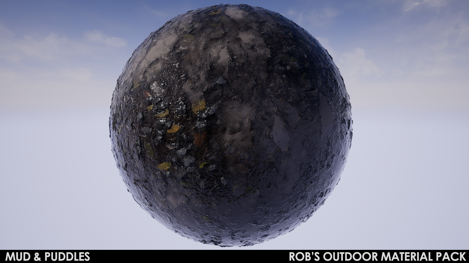 Rob's Outdoor Material Pack by Robert Ritchie in Materials - UE4
