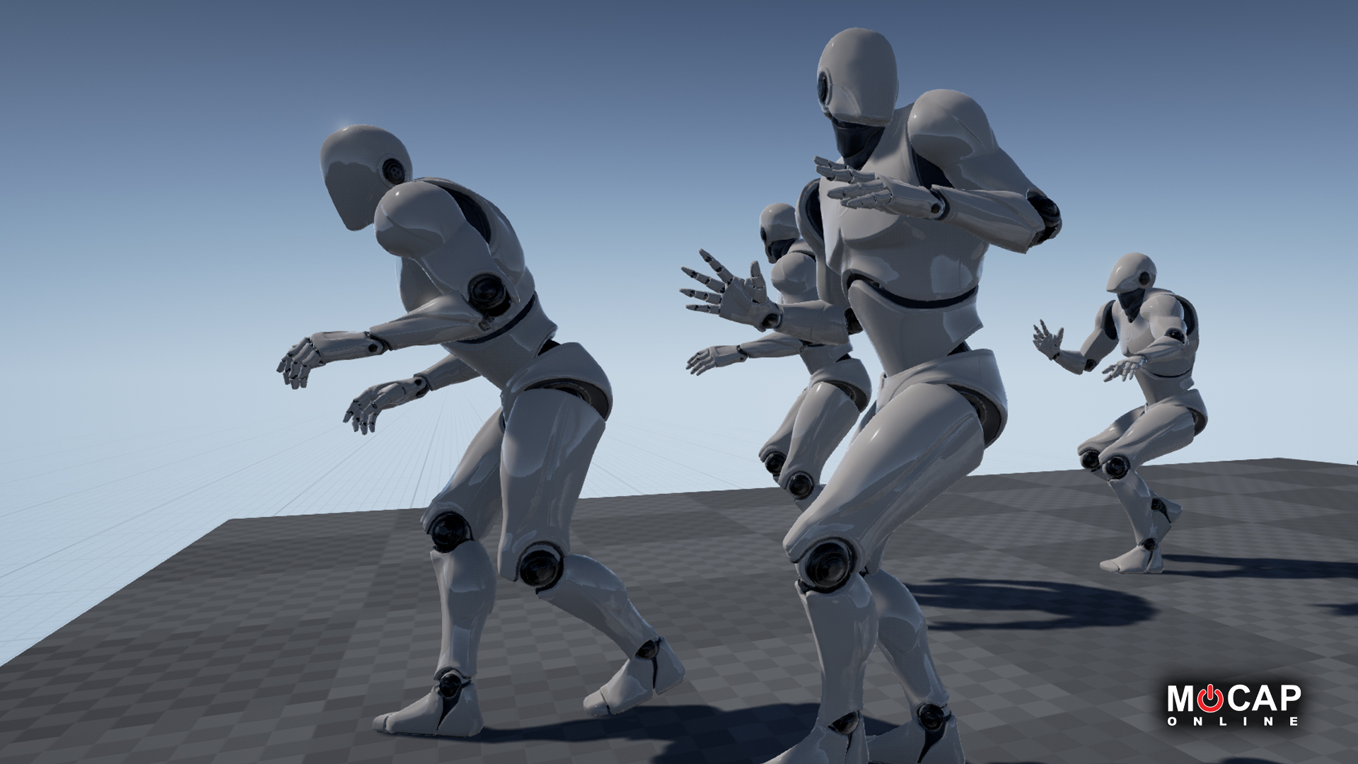 Scared! - MoCap Pack by MoCap Online in Animations - UE4 Marketplace