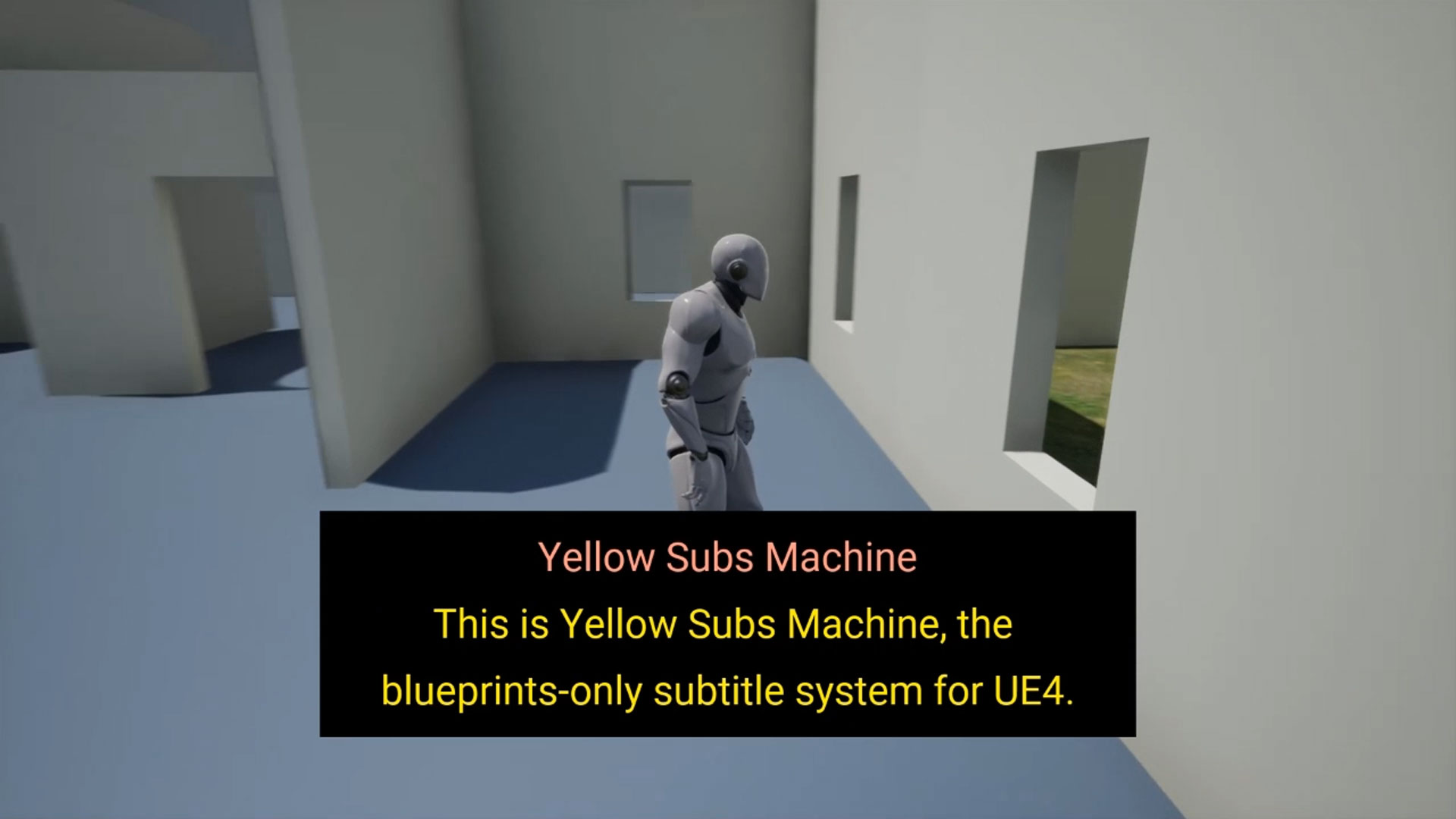 Yellow Subs Machine by Gritfish in Blueprints - UE4 Marketplace