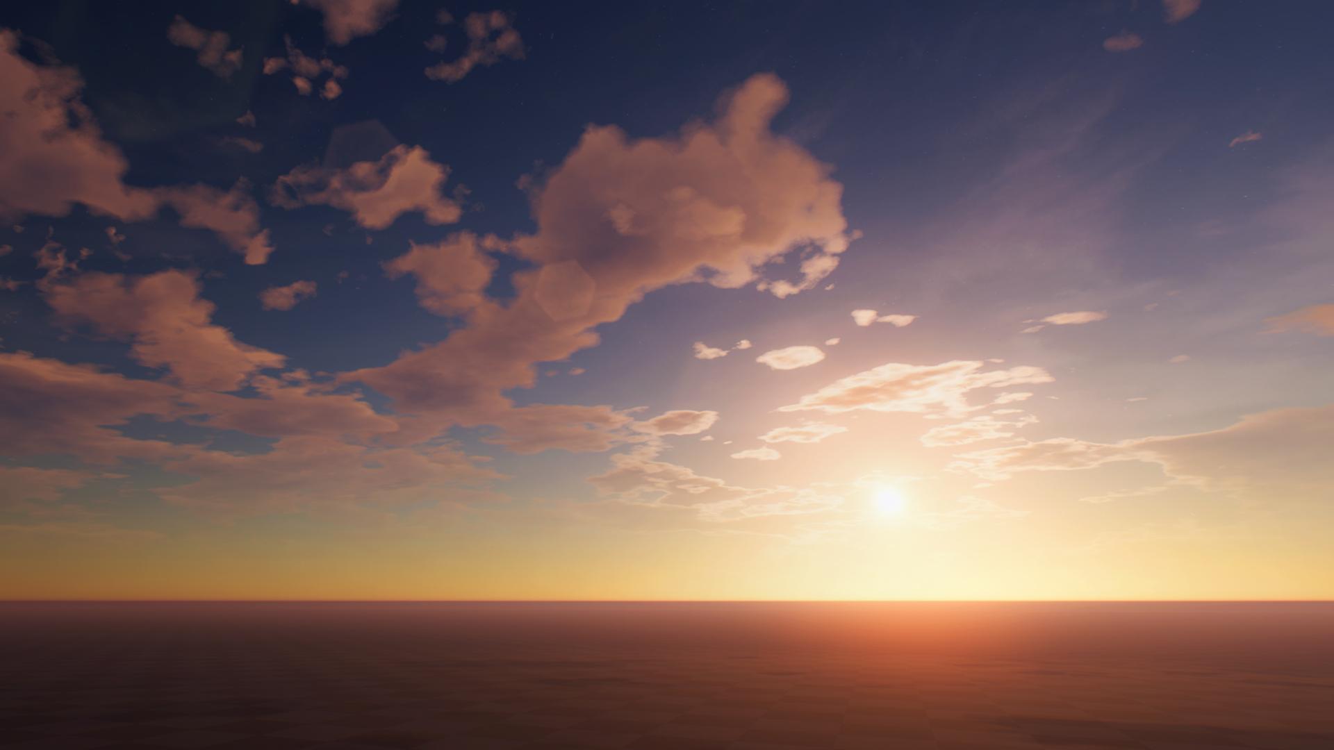 Ultra Dynamic Sky By Everett Gunther In Blueprints Ue4 Marketplace