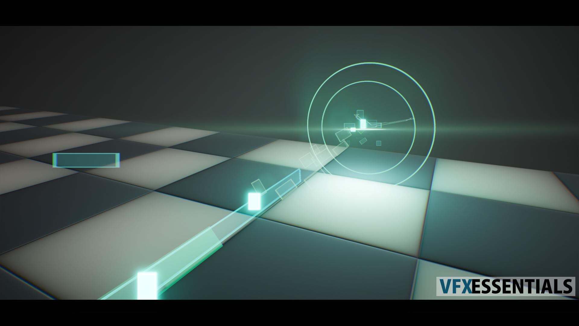 VFX Essentials : Arrows v1 by Niels Dewitte in Visual