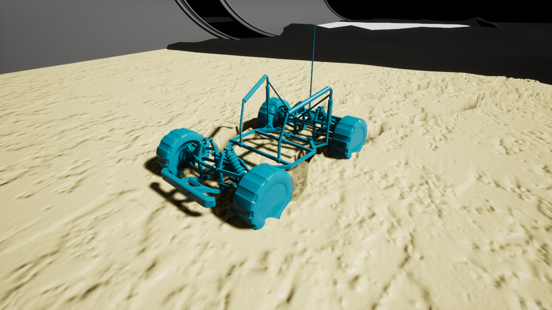 3D Tire Tracks by Labour Party Games in Blueprints - UE4 Marketplace