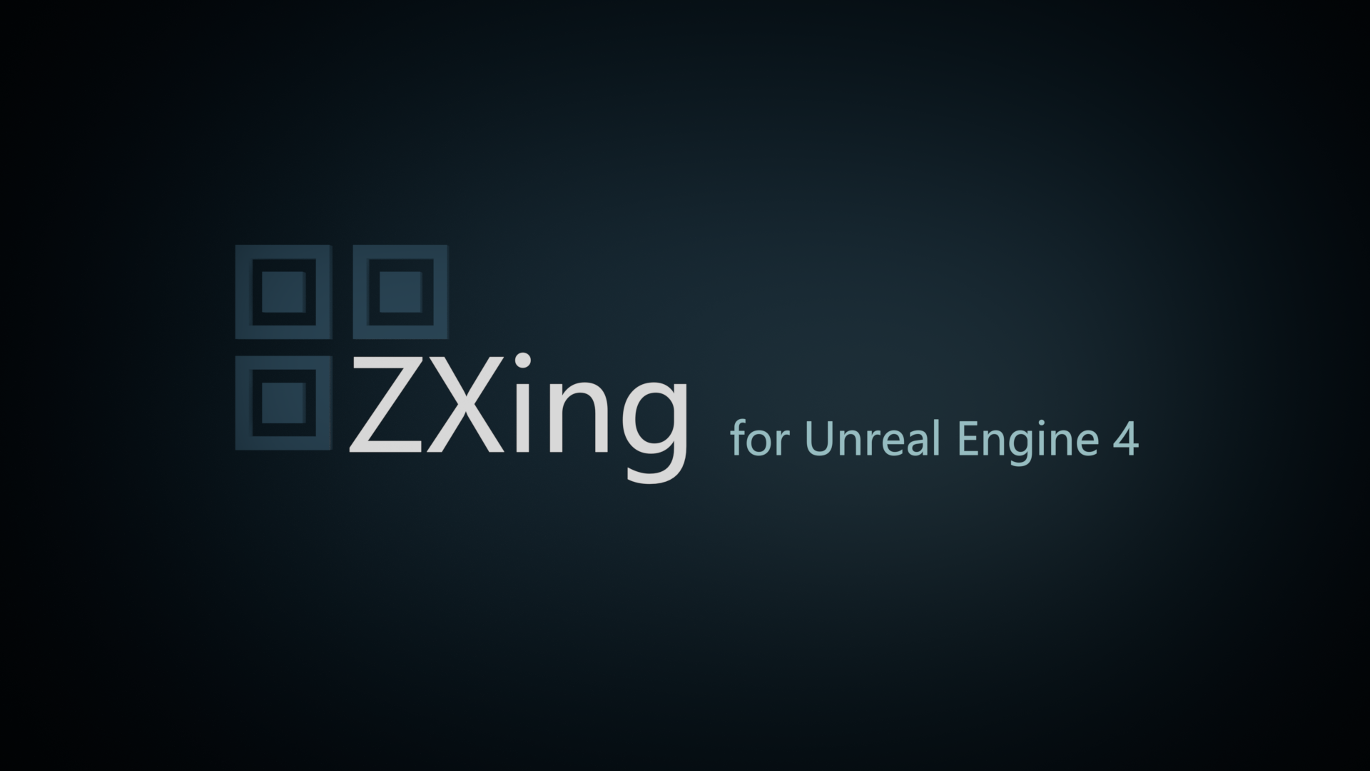 ZXing For Unreal by FeiSu in Code Plugins - UE4 Marketplace