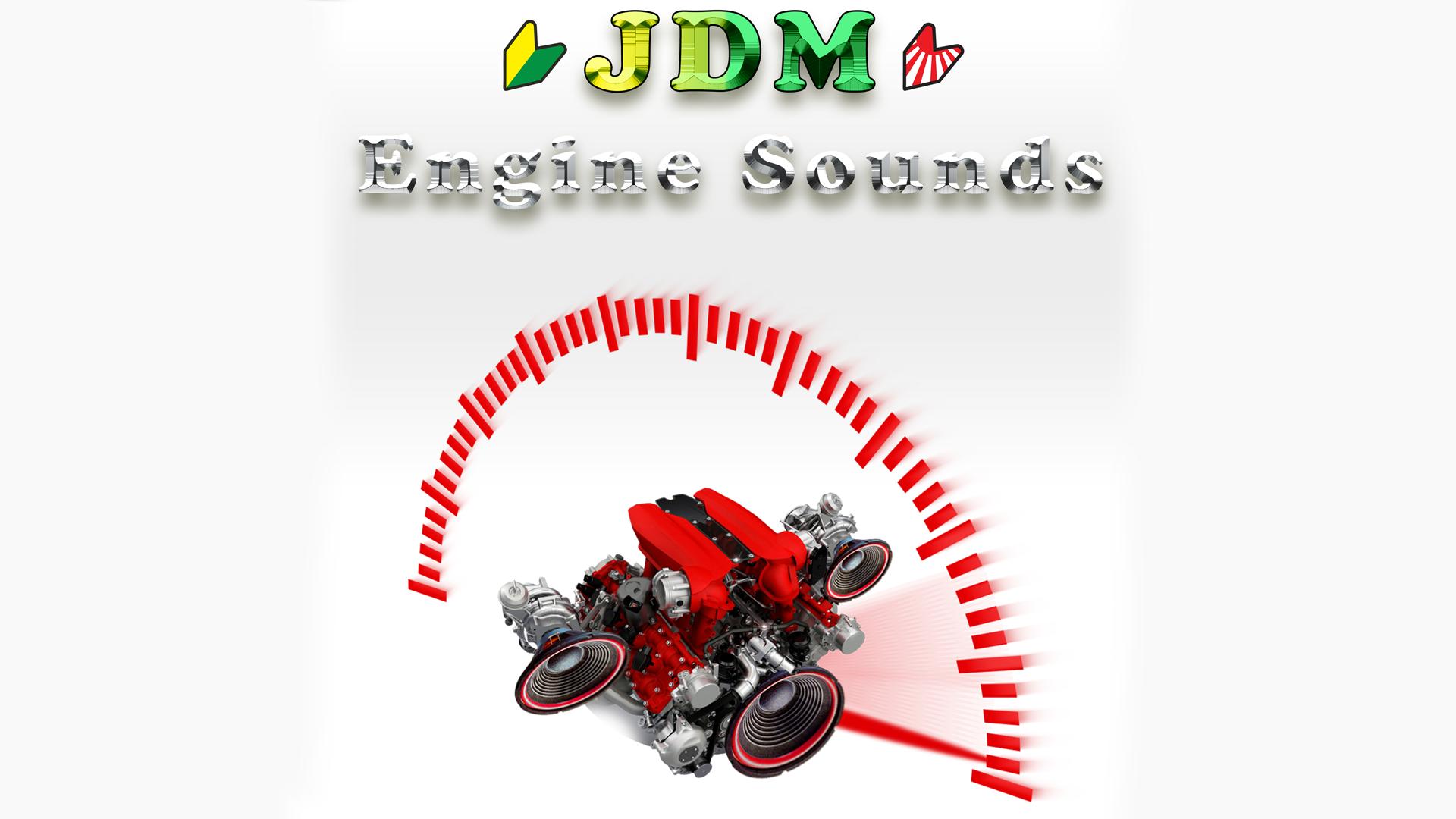 JDM Engine Sounds by slaczky - Skril Studio in Sound Effects