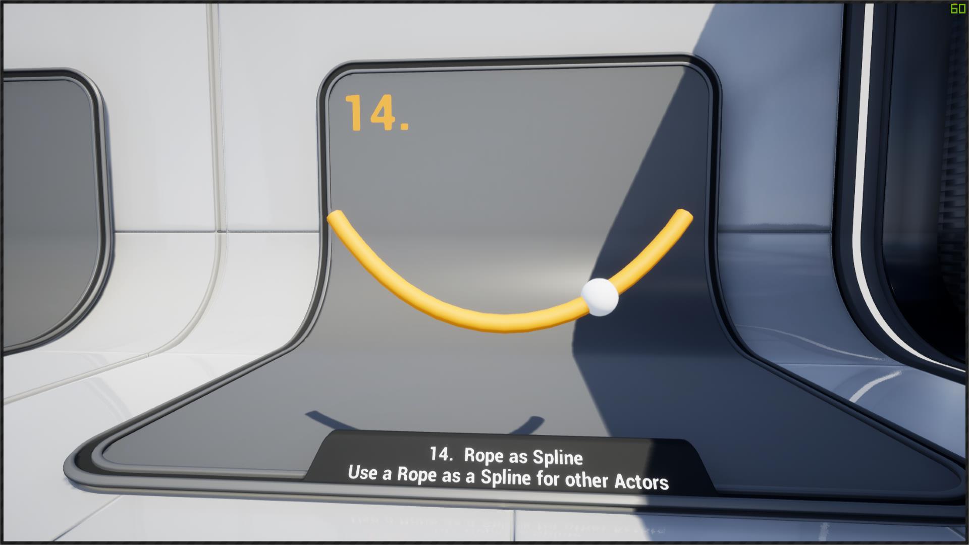 VICODynamics: Rope/Cloth/Soft-Body Simulation Plugin by VICO Game