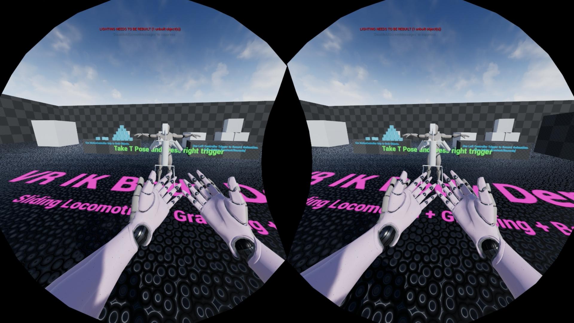 VR IK Body by Yuri N Kalinin in Code Plugins - UE4 Marketplace